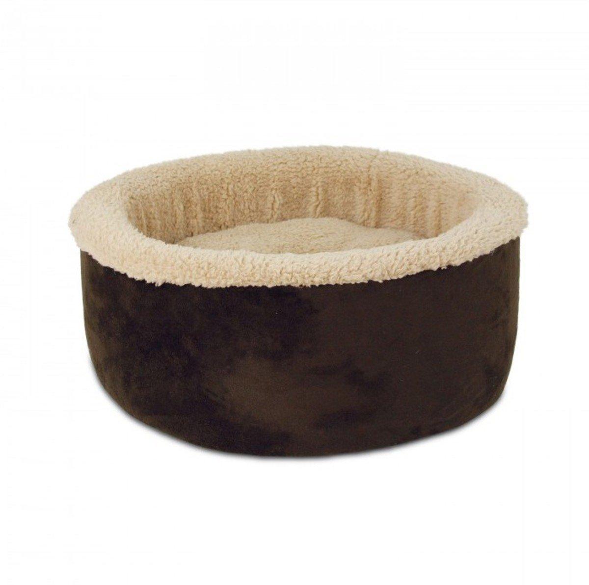 圓形軟軟貓床