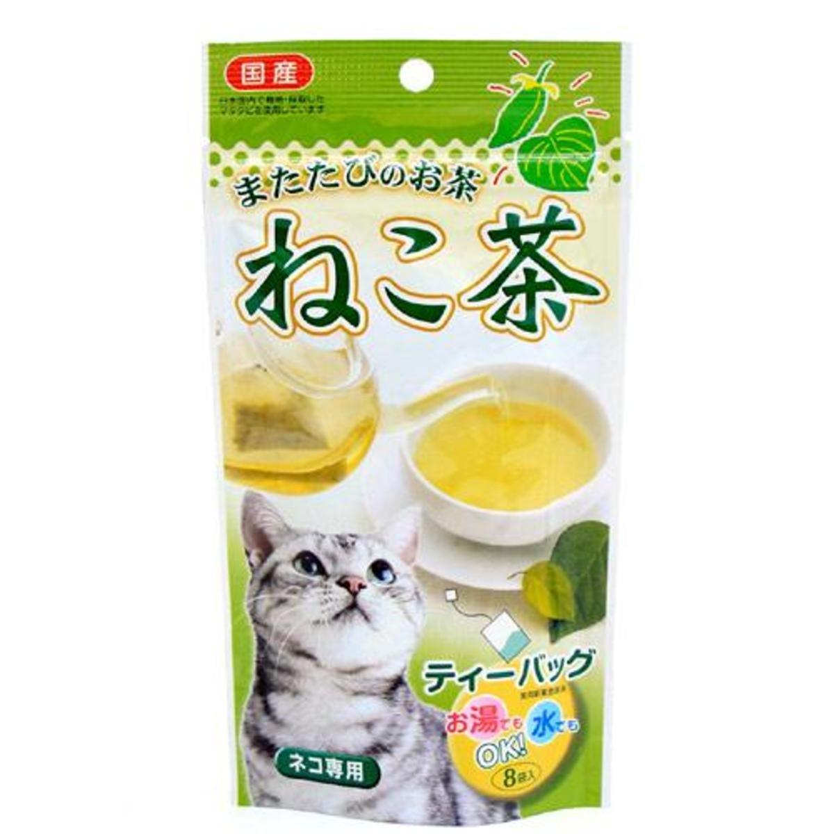 日本木天蓼貓茶包 (8個入)