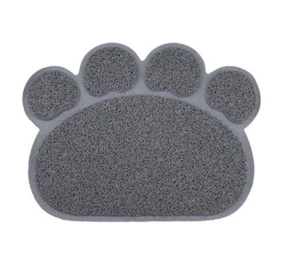 貓掌形廁所隔砂墊 (灰色)