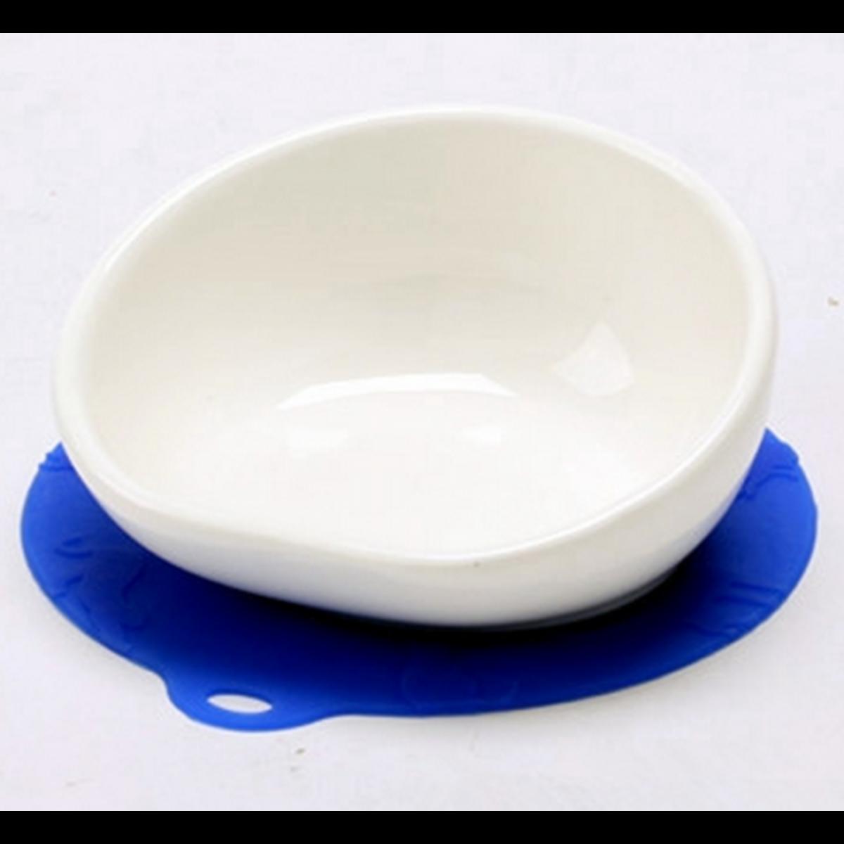 日本設計食物碗連防滑墊