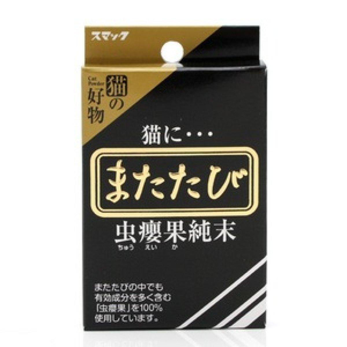 日本100%木天蓼粉末 (可食用)