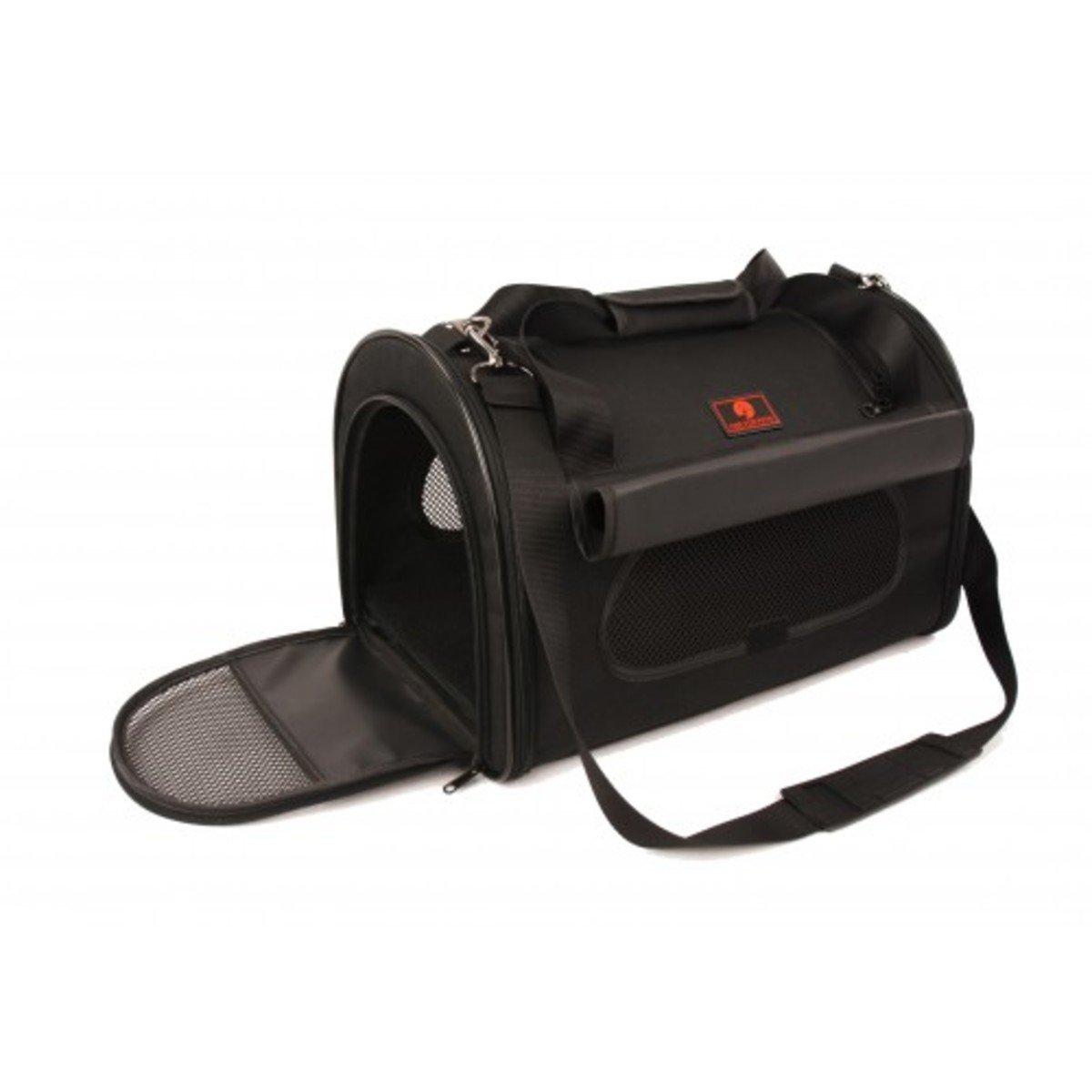 摺疊式寵物袋 (黑色)