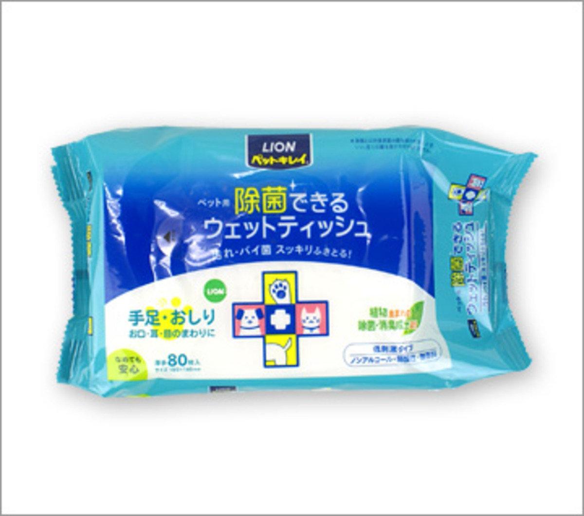 濕紙巾(80枚)