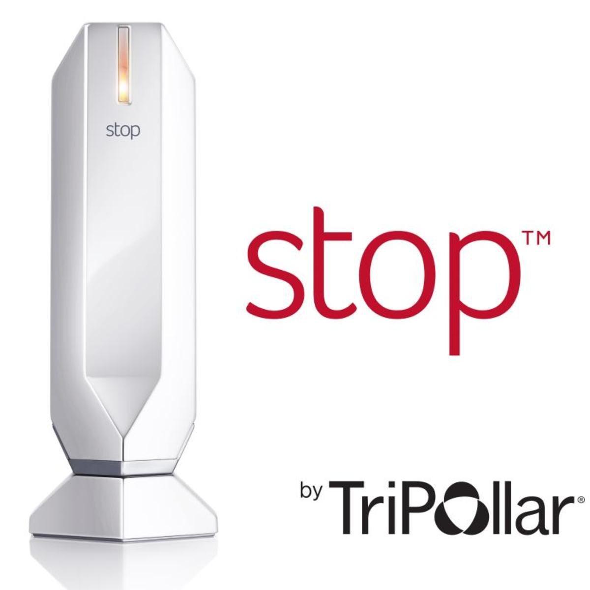 TriPollar STOP RF射頻時光機(連一瓶專用凝膠)