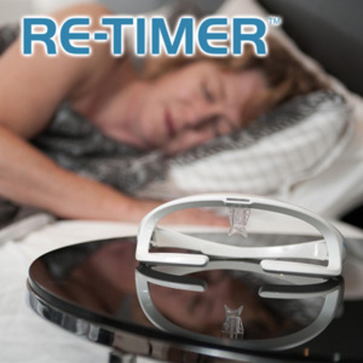 re timer glasses