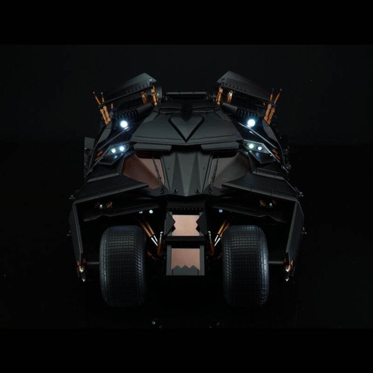 蝙蝠俠-黑夜騎士三部曲1:12智能遙控蝙蝠車(駕駛版)