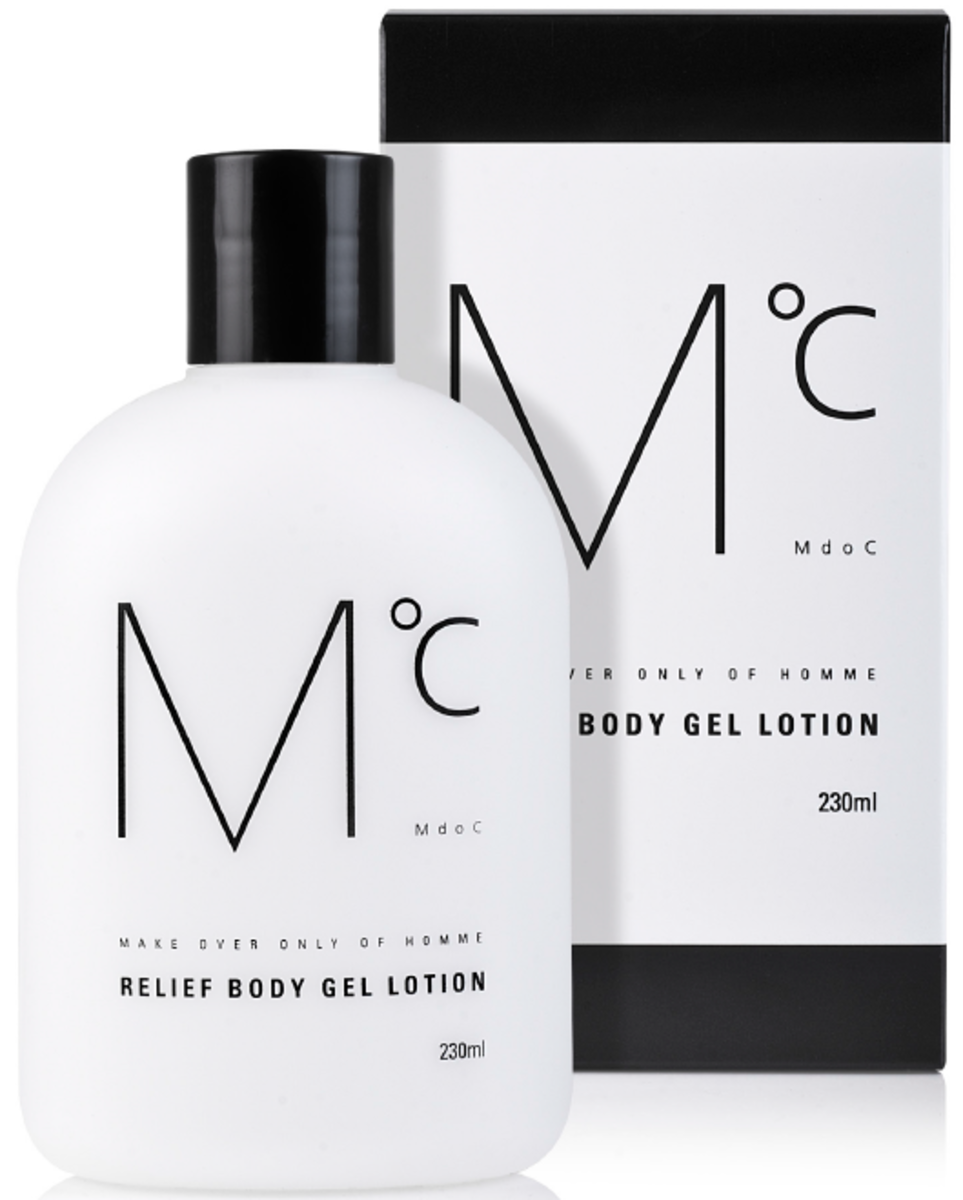 淨肌保濕身體乳