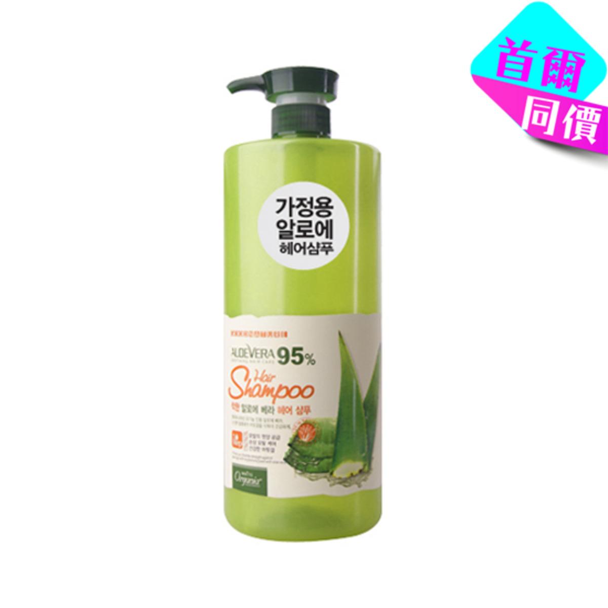 蘆薈洗髮露 1500克