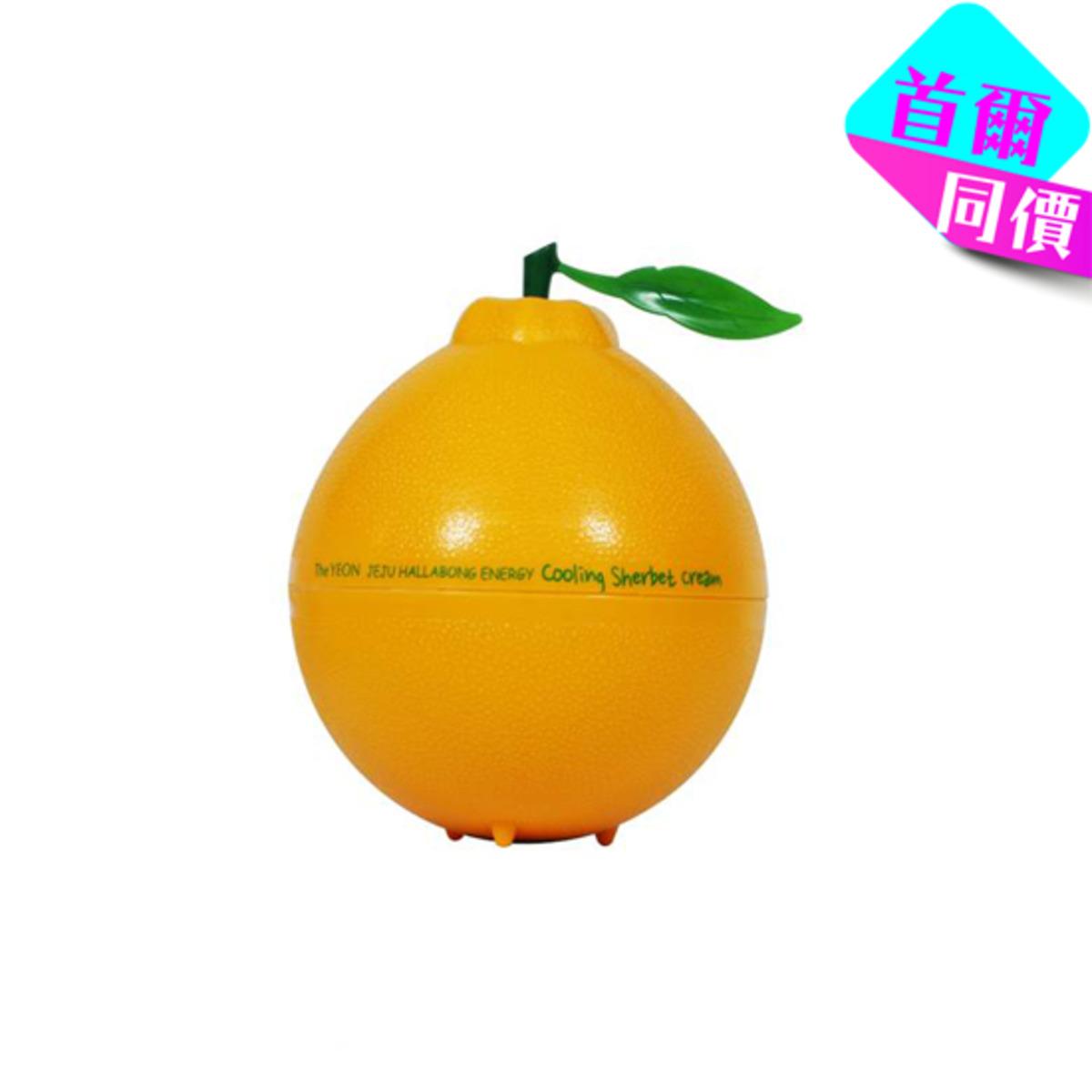 漢拿峰柑橘雪葩霜