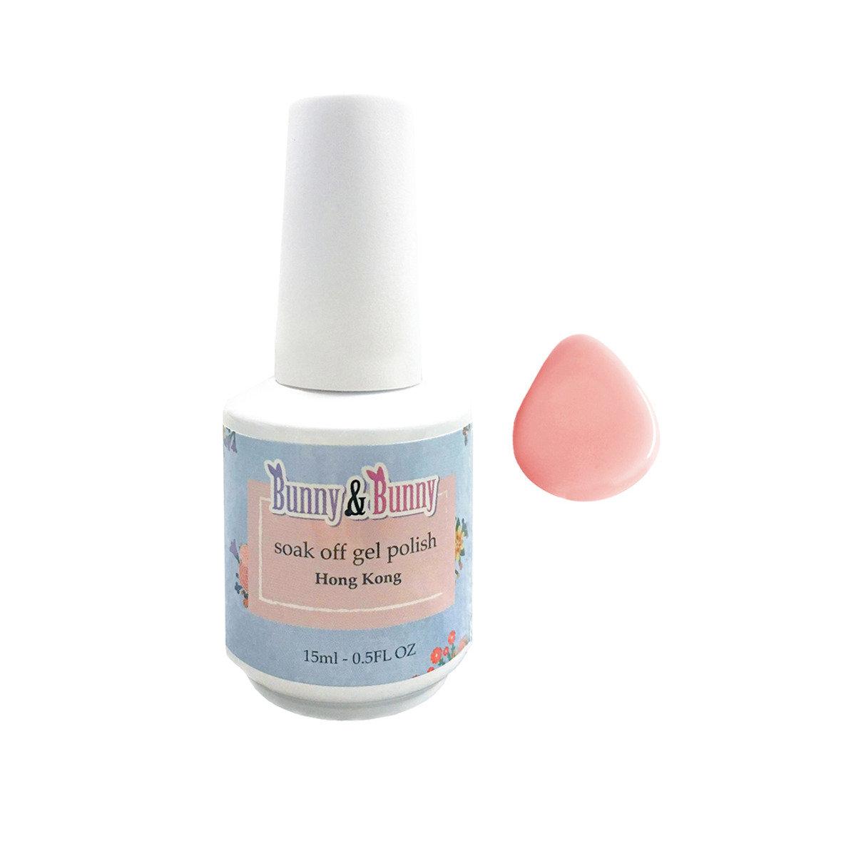 Bunny Nail Lacquer - Chiffon Pink