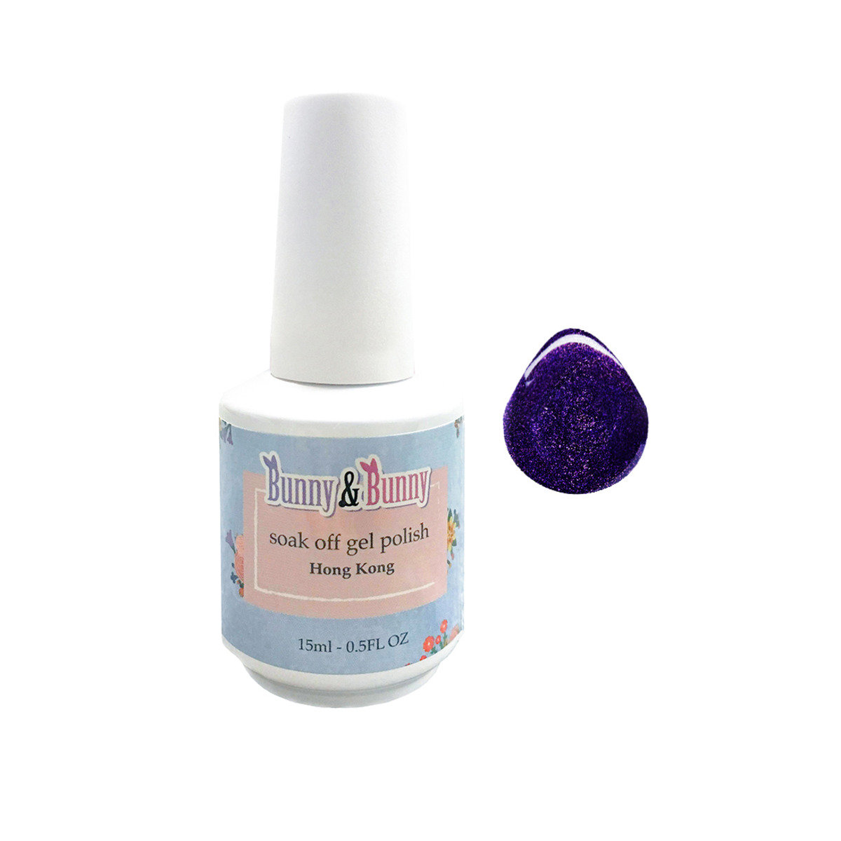 Bunny Nail Lacquer - Noble Purple