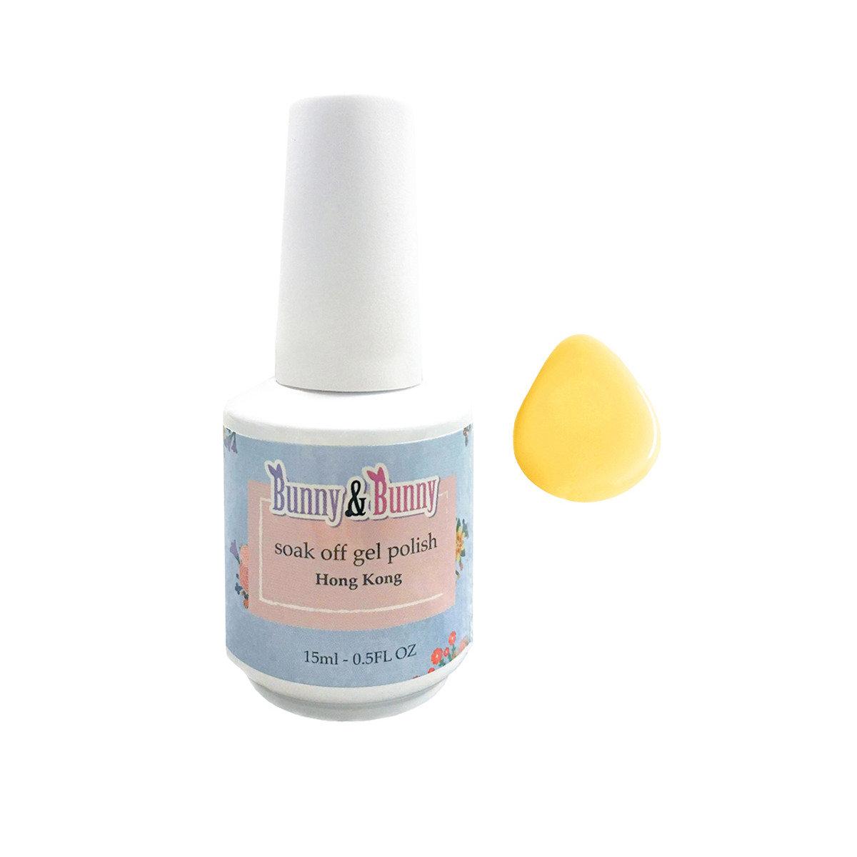 Bunny Nail Lacquer - Go Lemon