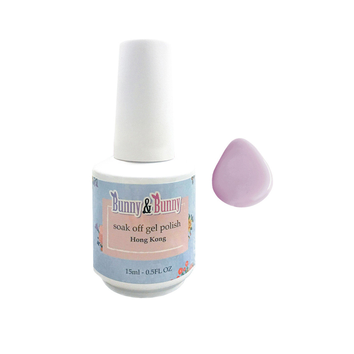 Bunny Nail Lacquer - Lilac Lacy