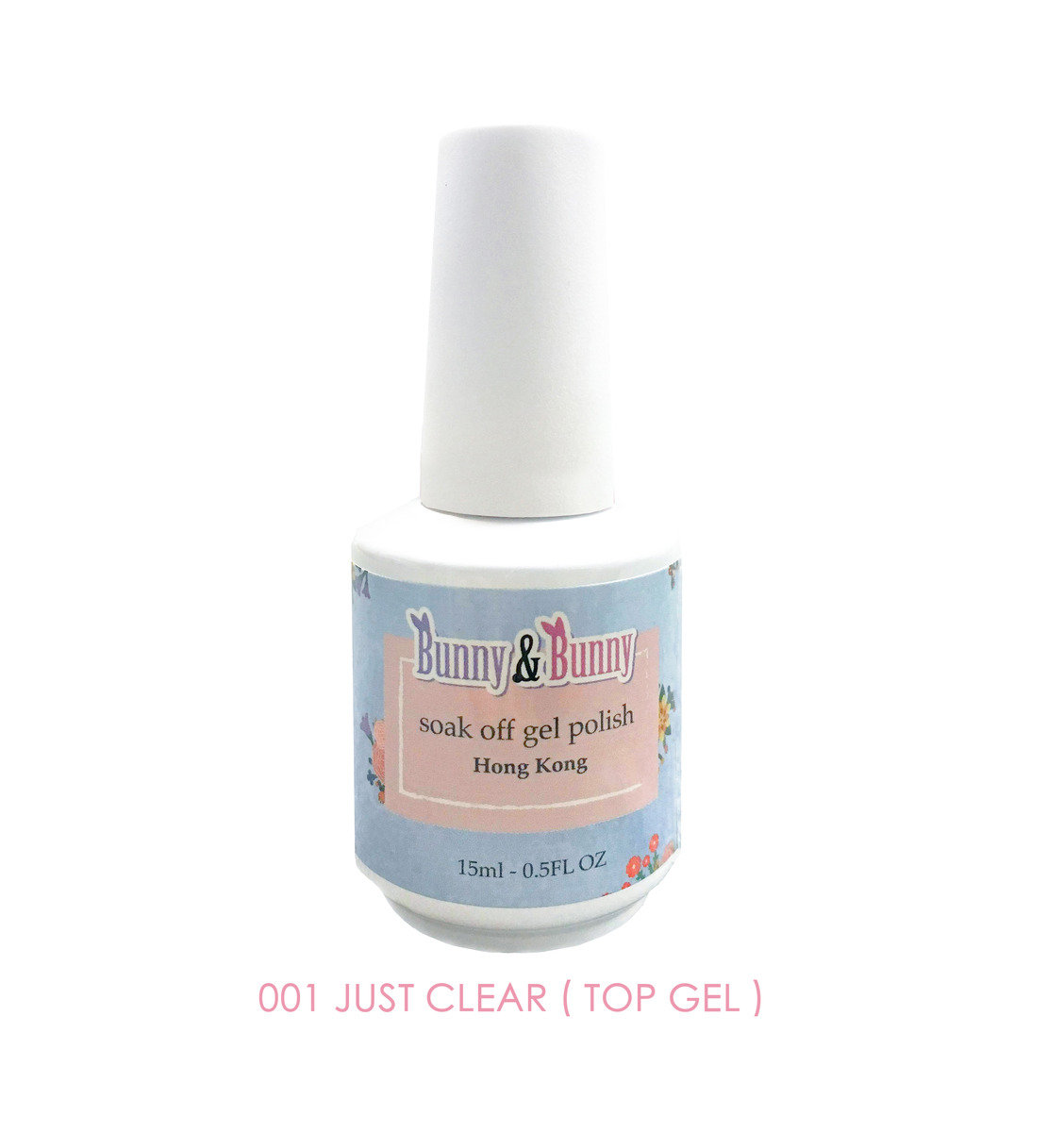 Bunny Nail Lacquer - Just clear