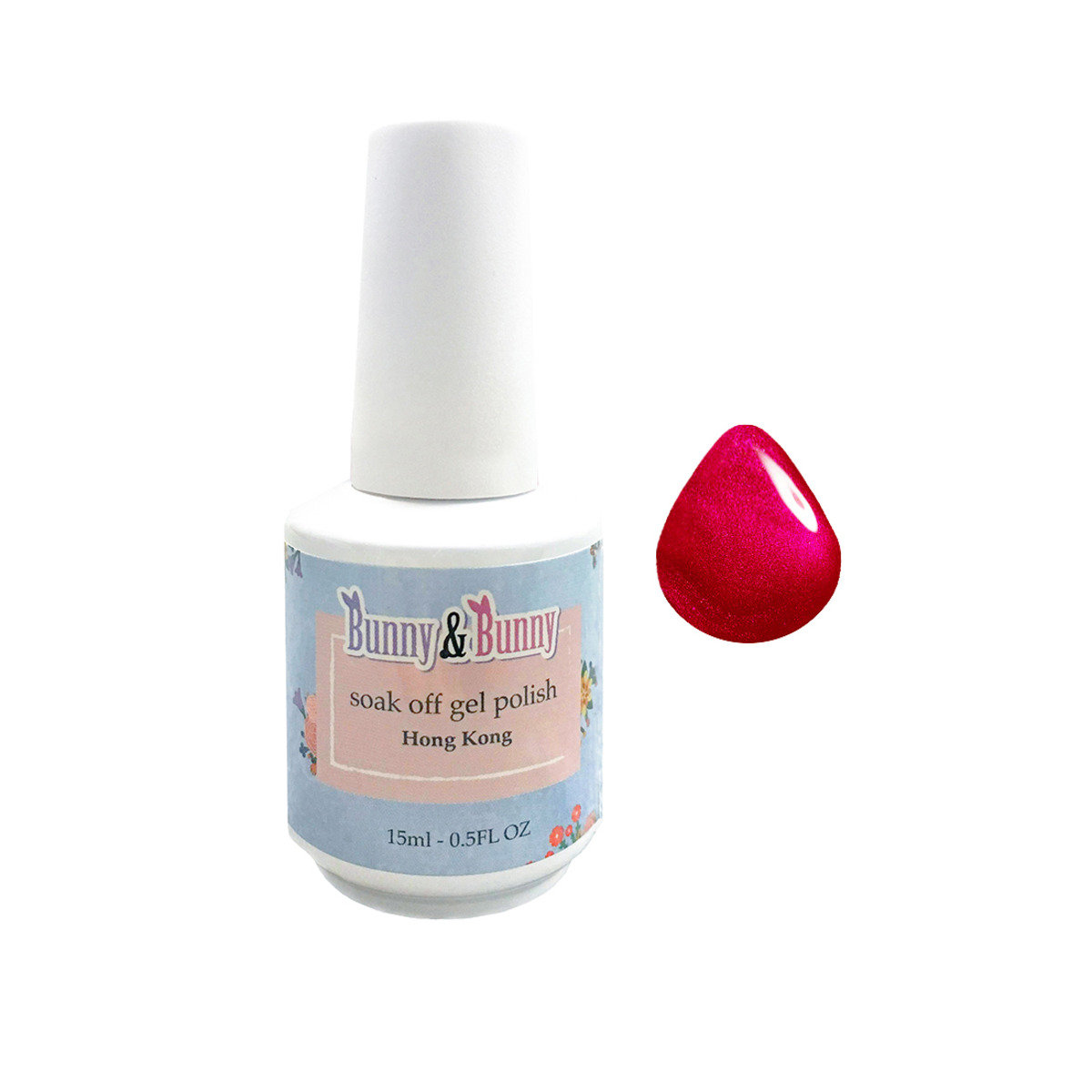 Bunny Nail Lacquer - Hot Minute