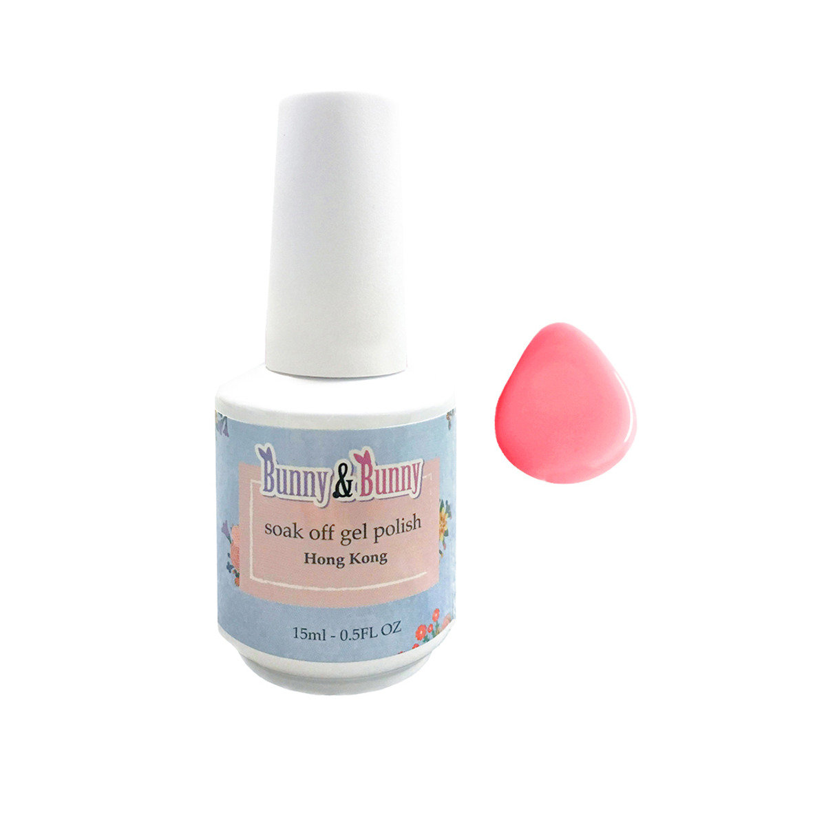 Bunny Nail Lacquer - Lovie Blush