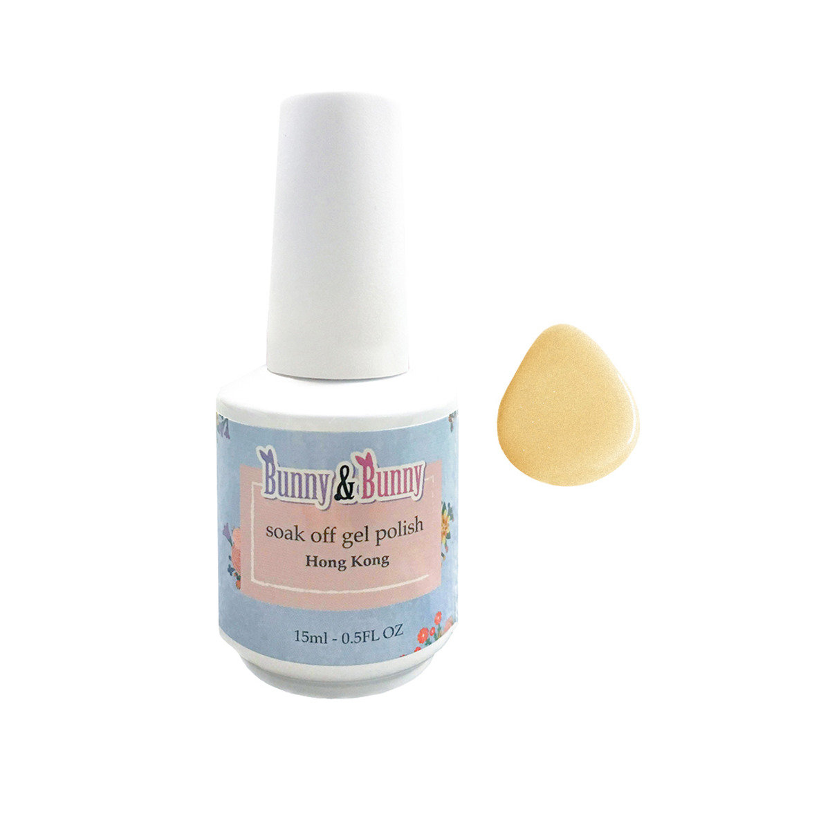 Bunny Nail Lacquer - Butter Cake