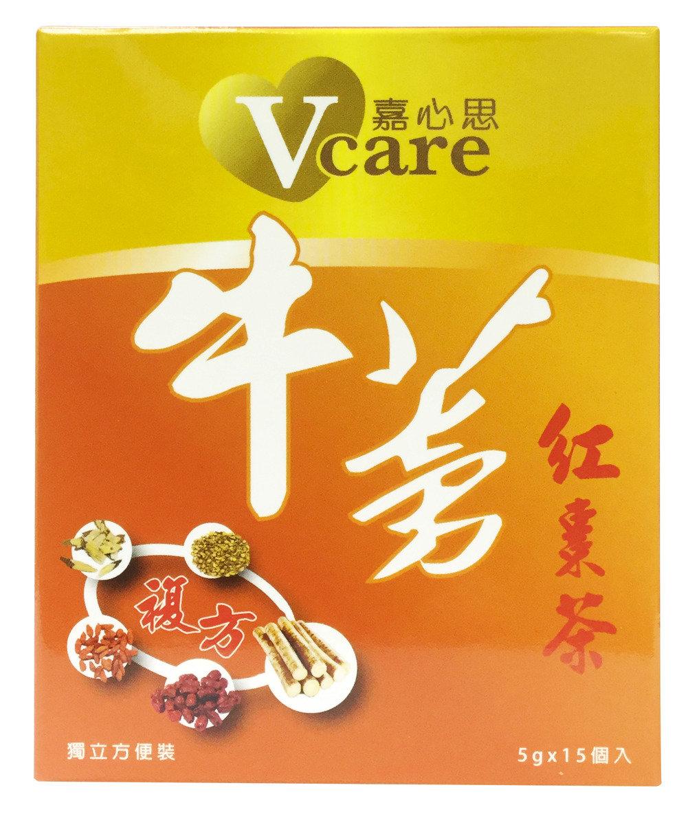 牛蒡紅棗茶(15包裝)