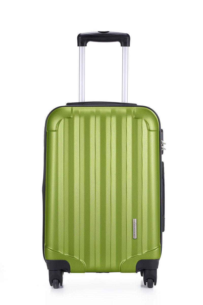"Transform Expandable 系列 20"" 磨砂橄欖綠色旅行箱 (可擴大)"