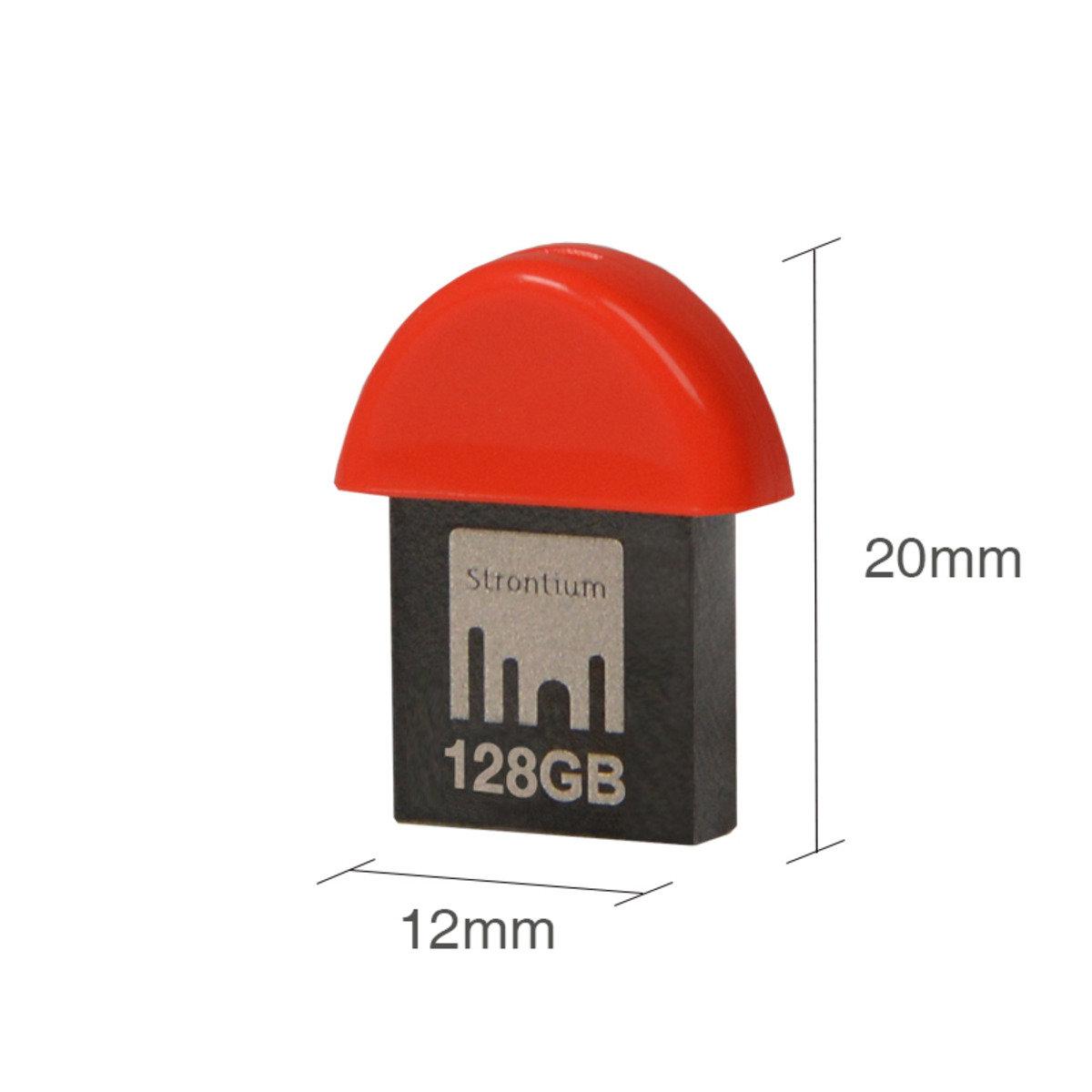 128GB Nitro Plus NANO 3.0 USB Drive 130MB/s 極速迷你隨身碟