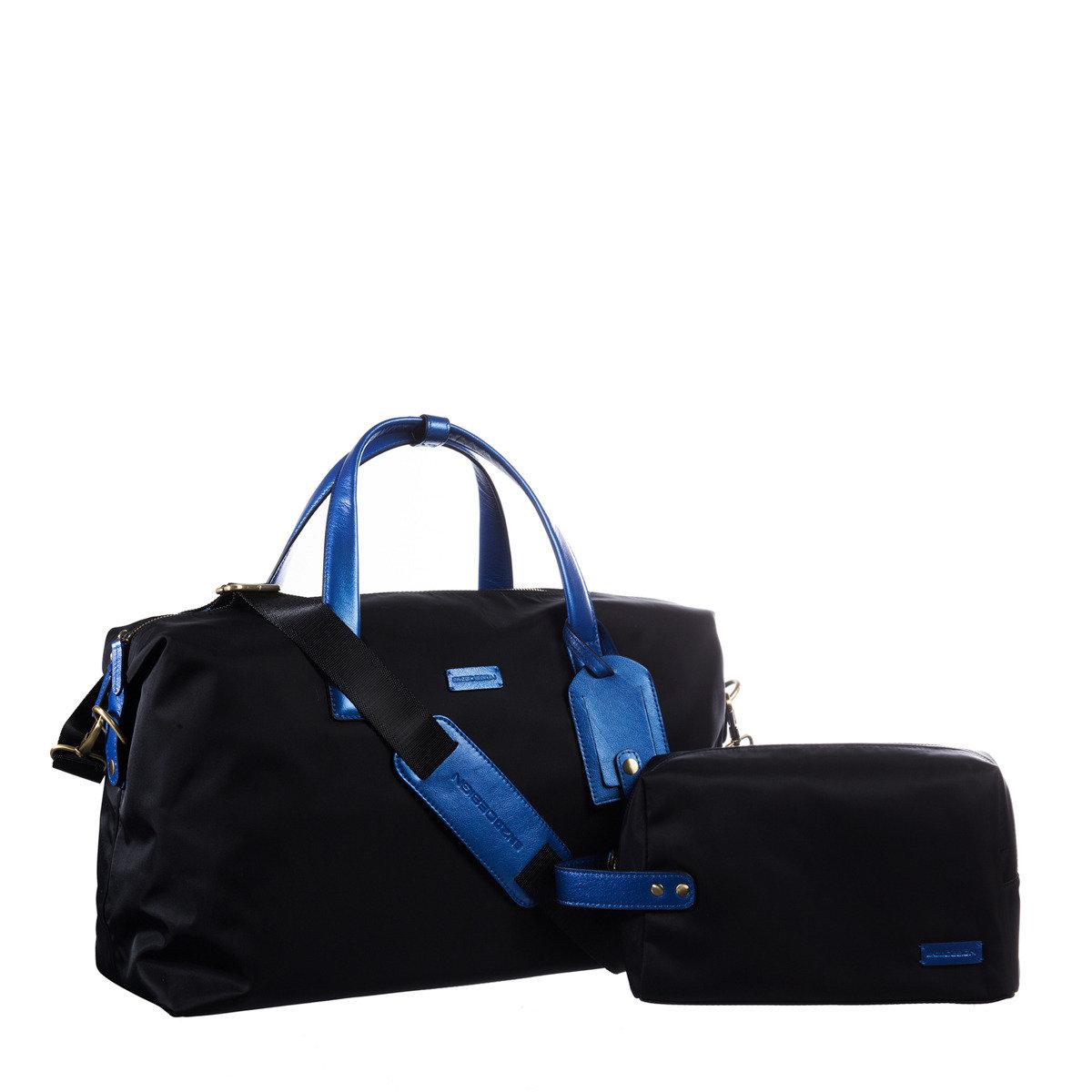 Soccer Boot Leather Trim 系列運動旅行袋及梳妝袋套裝 (限量10套)