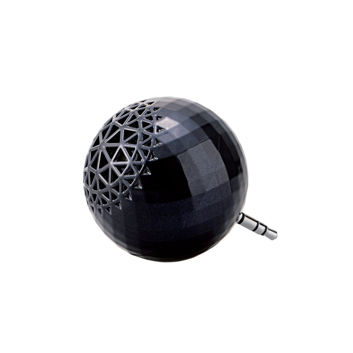 珍珠喇叭(黑色)