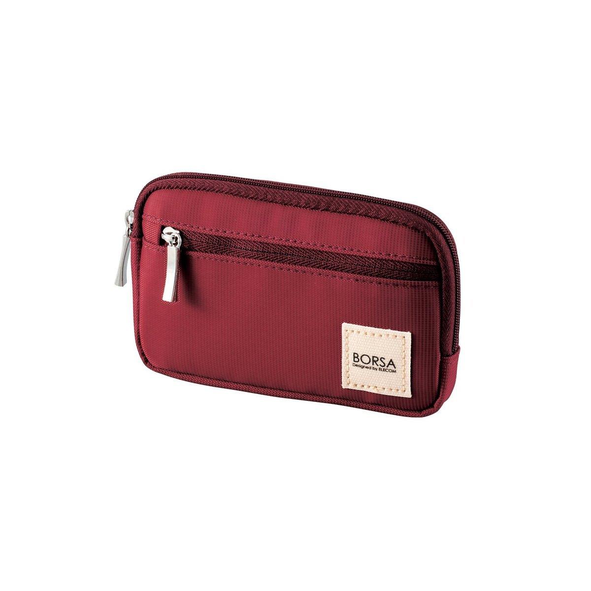 輕巧型收納袋(紅色)