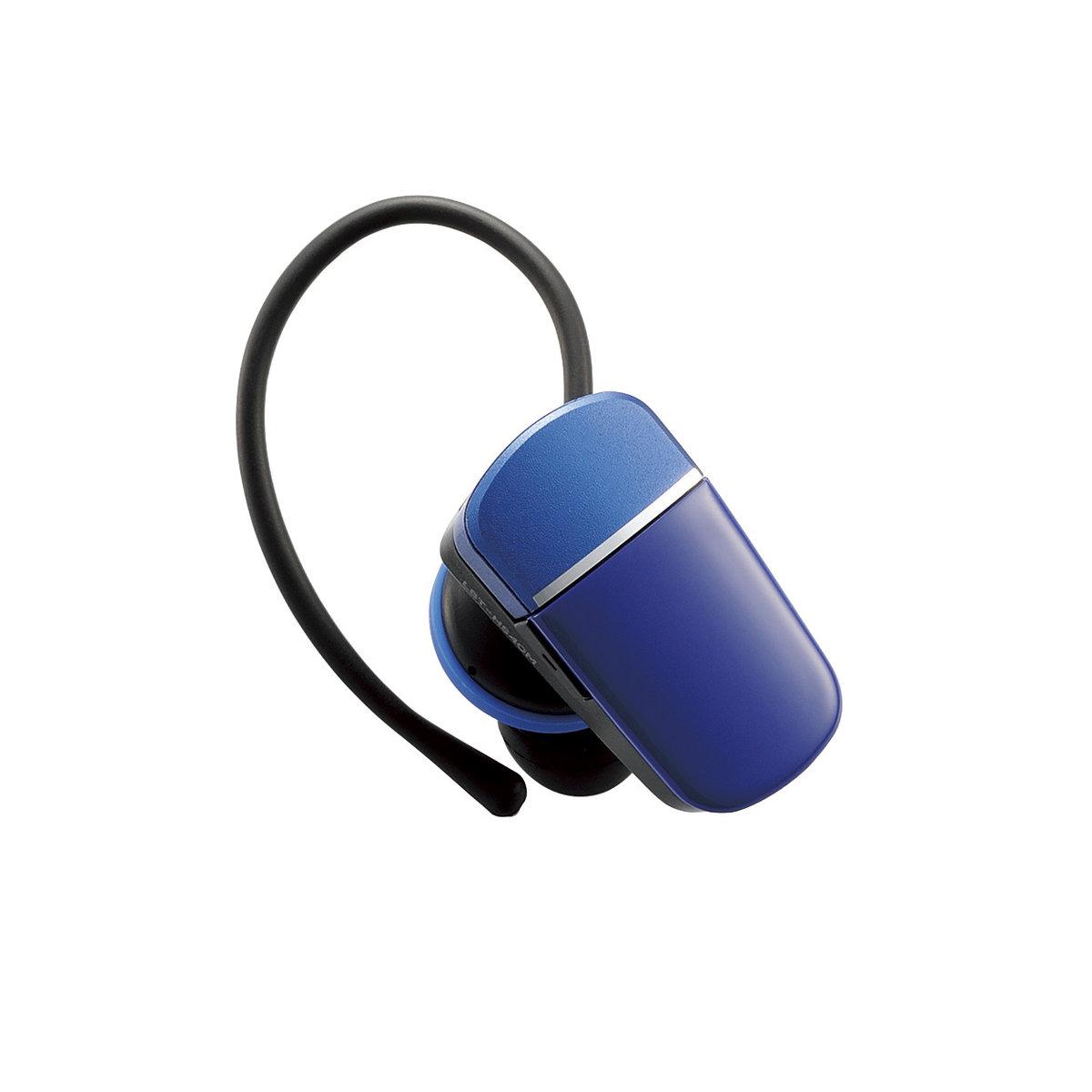 迷你藍牙音樂耳機附麥克風(藍色)