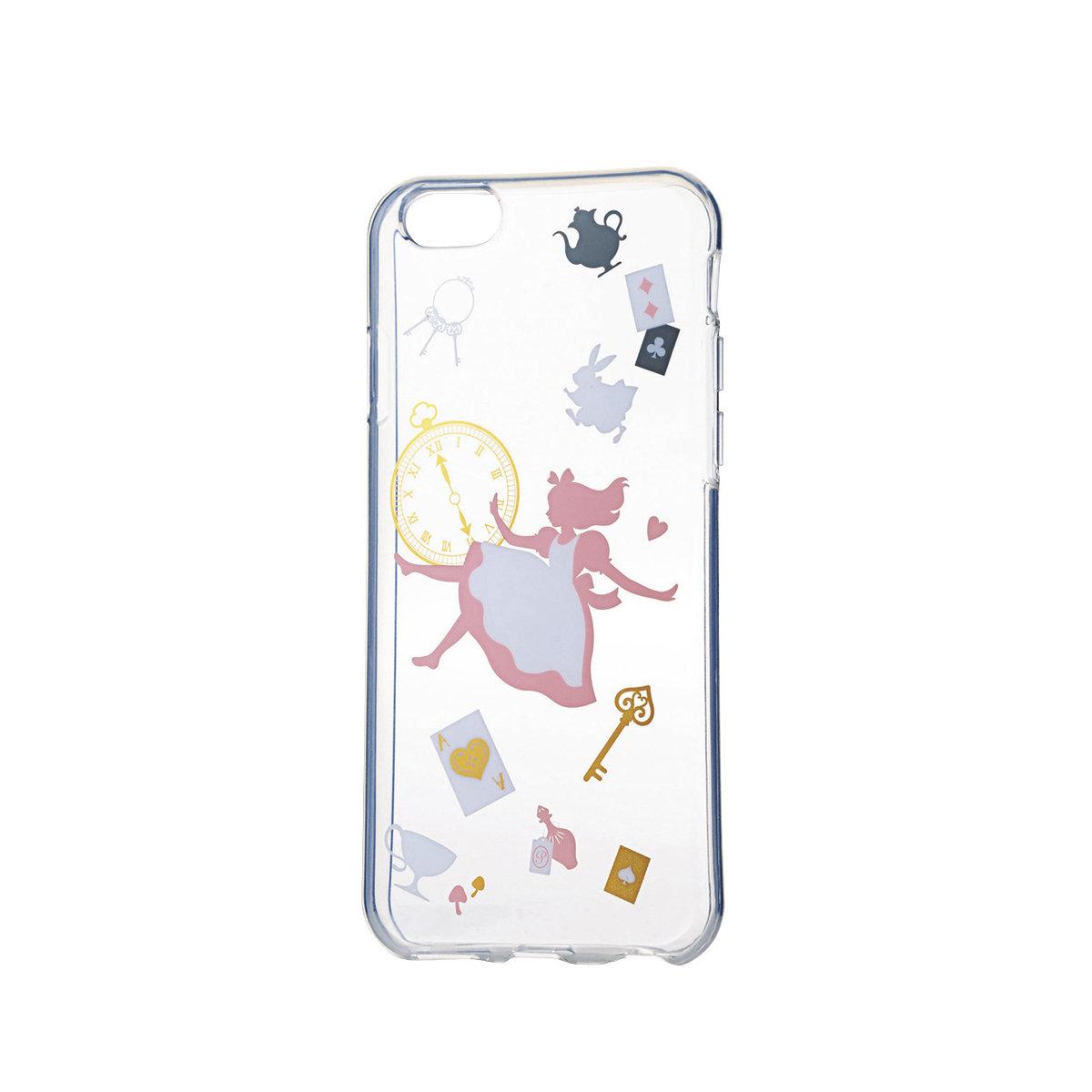 iPhone6/6S 少女風軟殼(彩色愛麗斯)