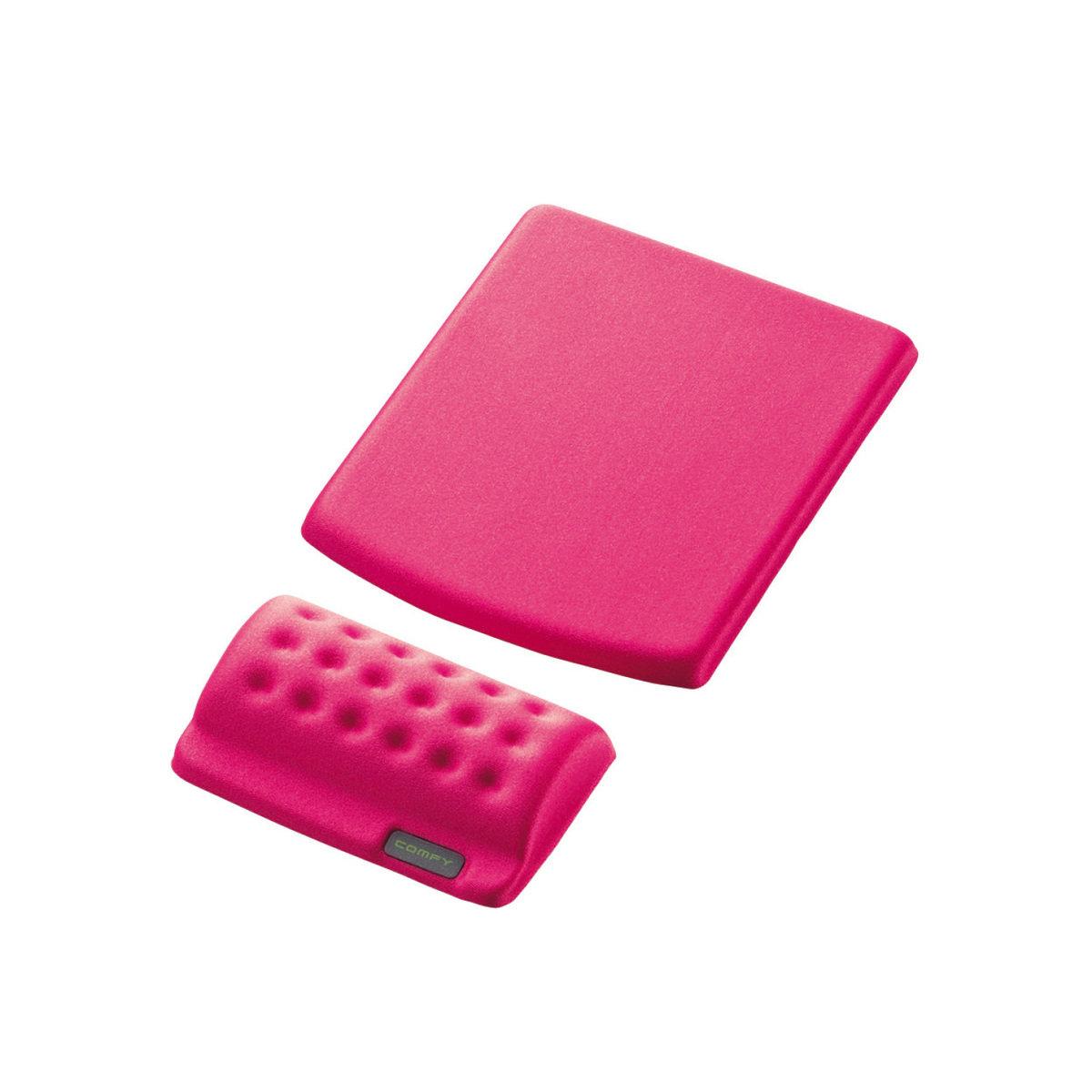 COMFY舒壓鼠墊III-分離式 (粉紅色)