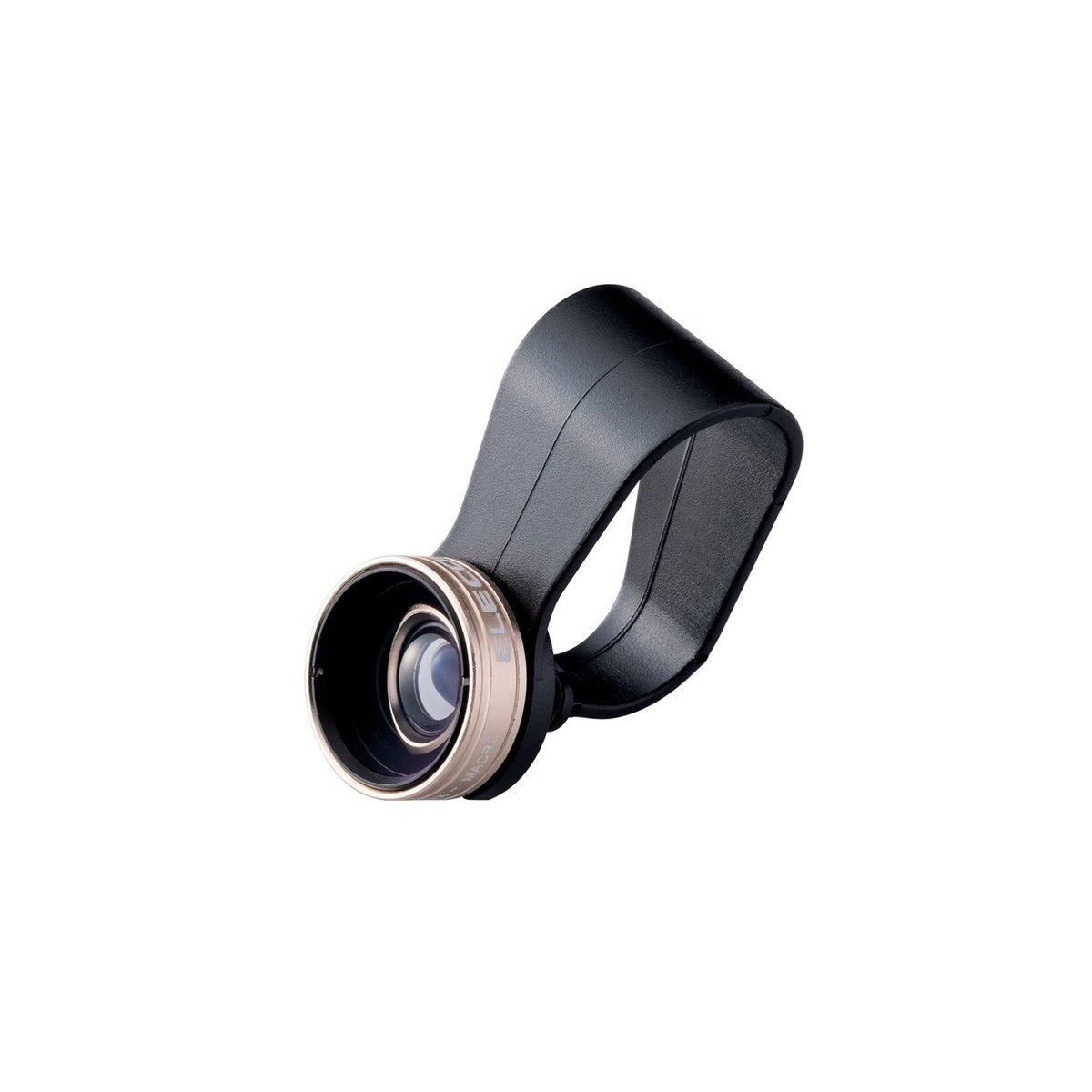 攜帶型0.67X 廣角手機鏡頭 (金色)