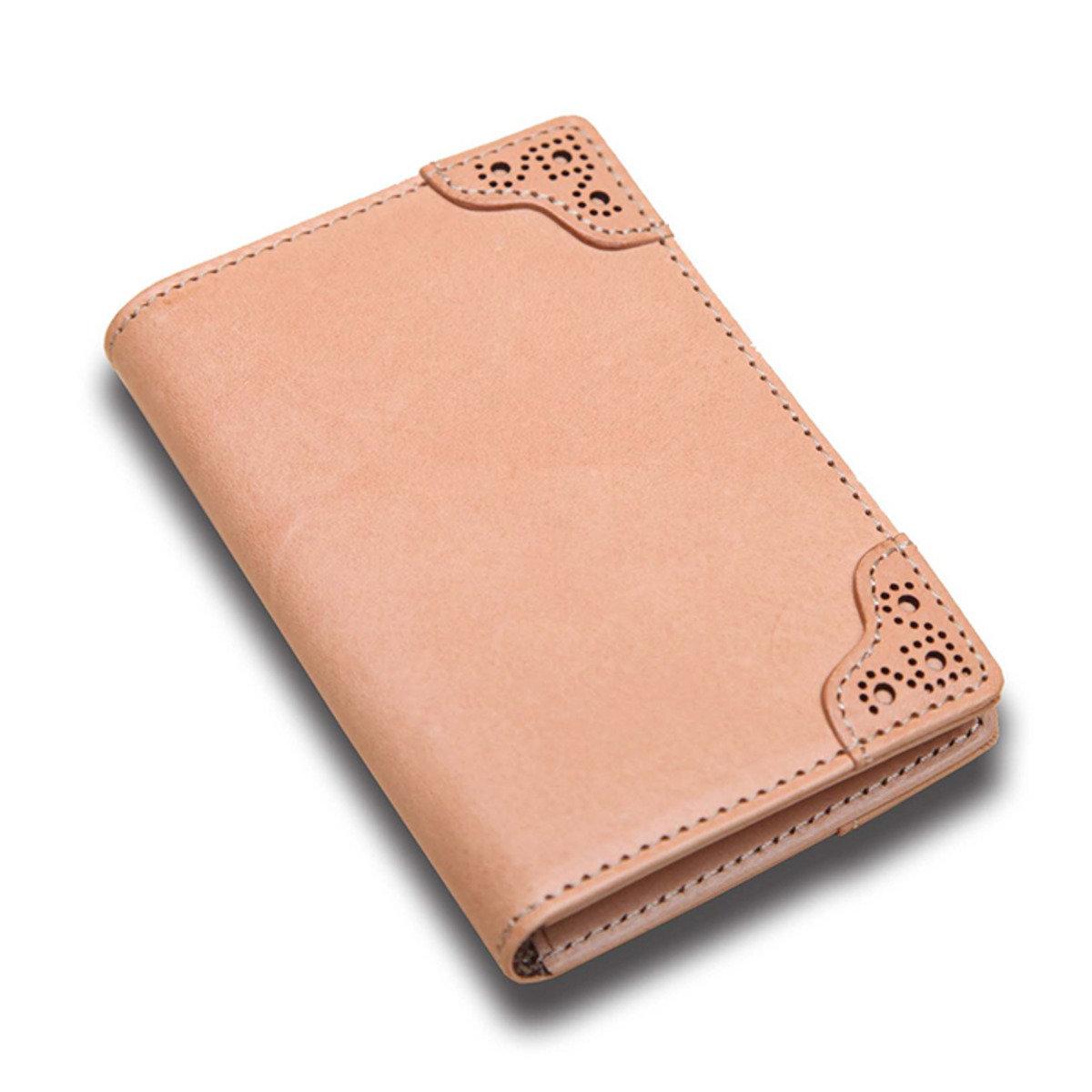 古典沖孔卡片套