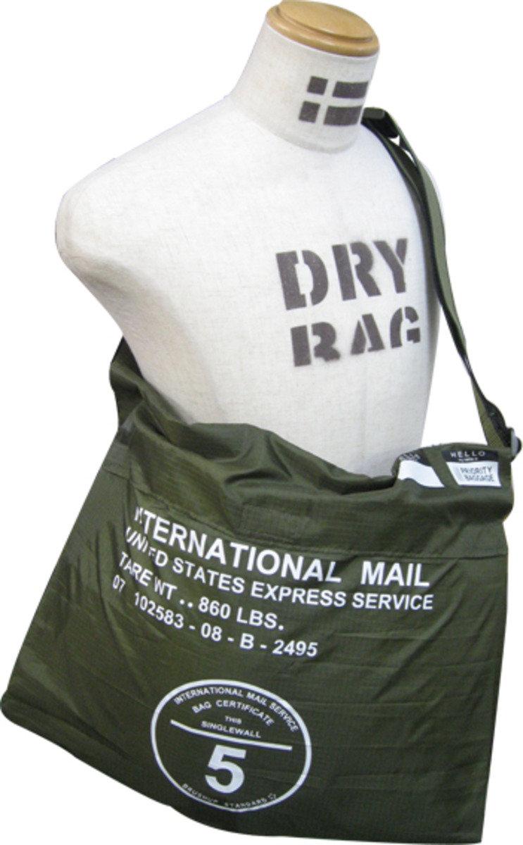 行李腰帶收納包 - 綠色