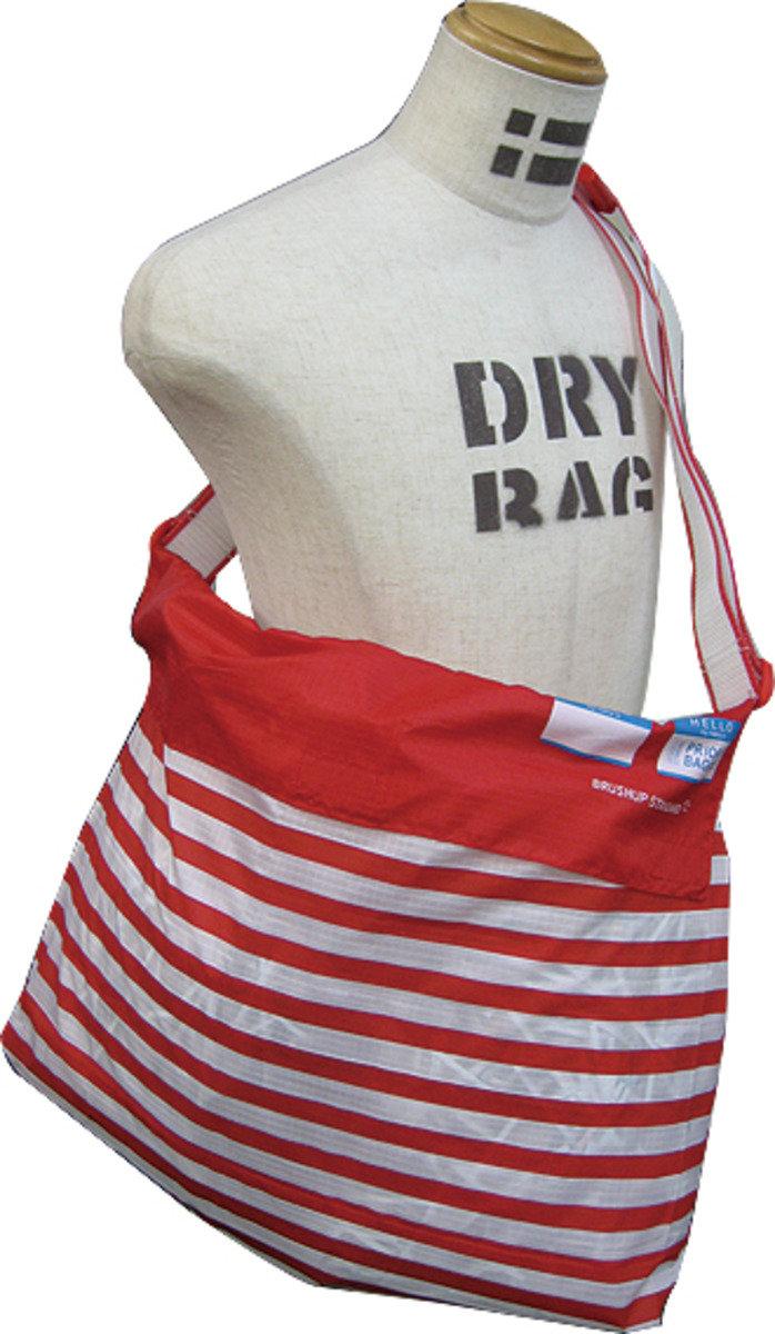 行李腰帶收納包 - 紅色