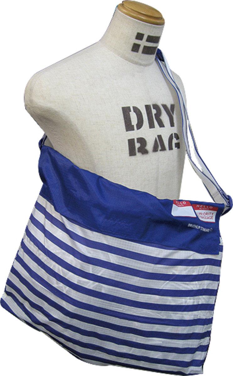 行李腰帶收納包 - 藍色