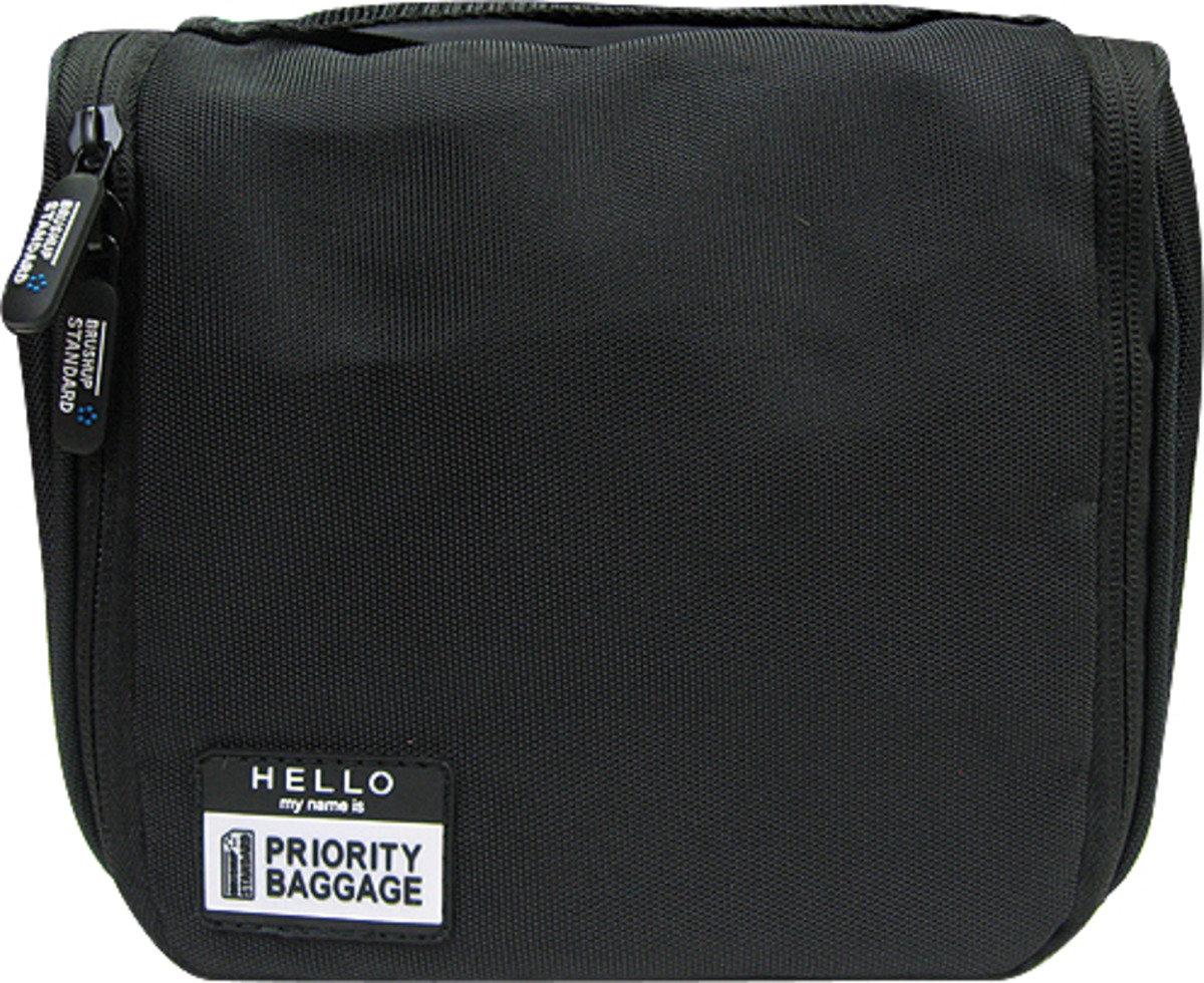 洗面用品收納包 - 黑色