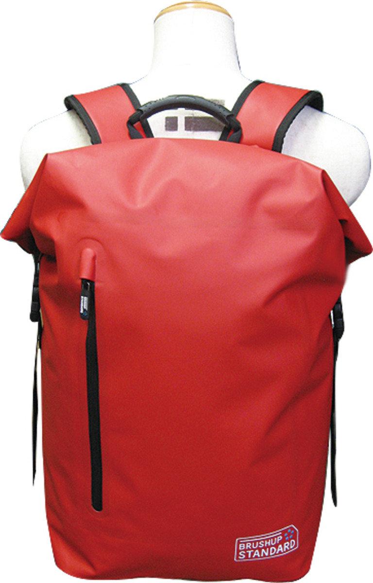 TPU 防水背包 - 紅色