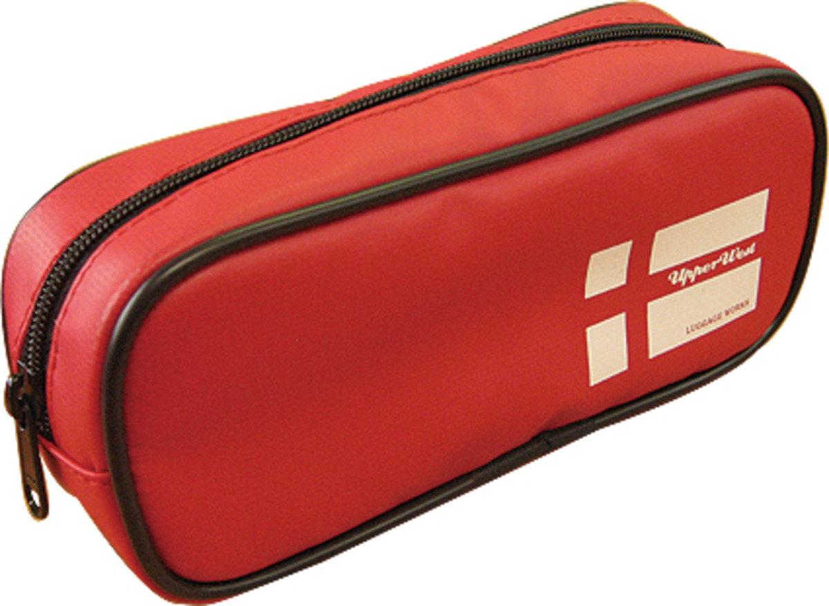 收納包 - 紅色