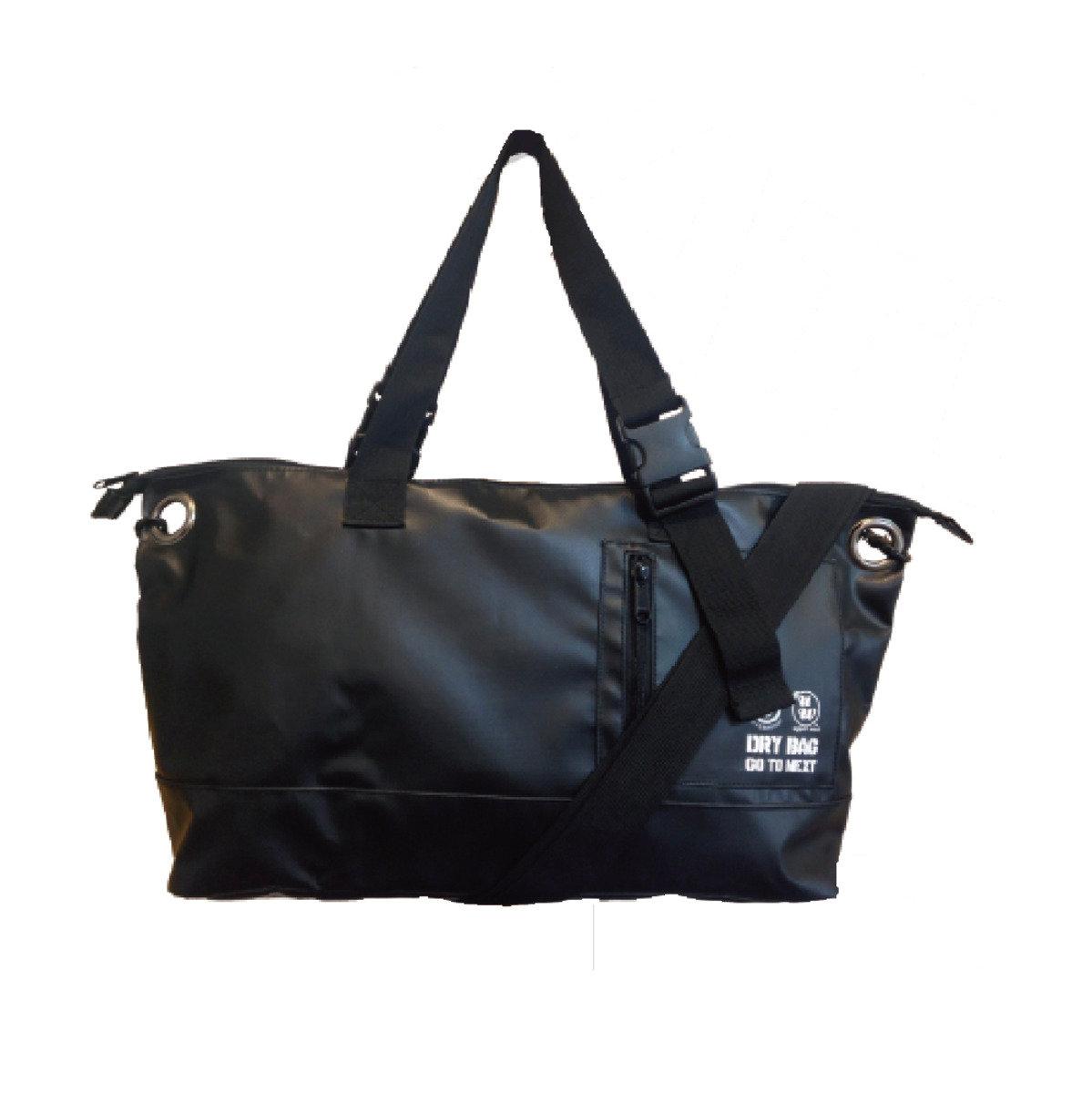 側揹兩用袋 - 黑色