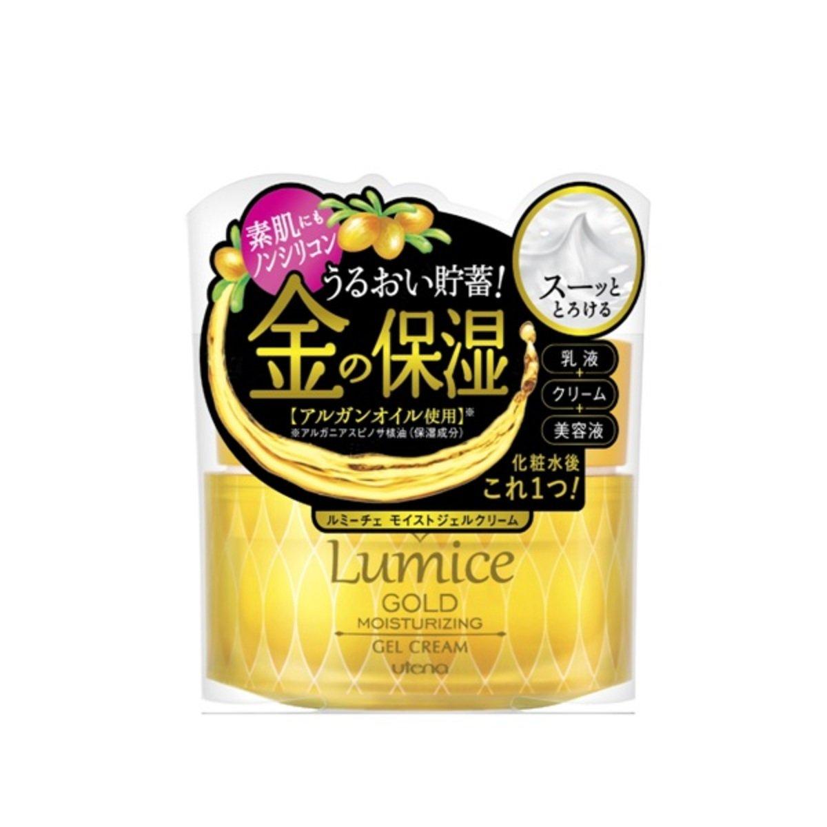 Lumice黃金堅果保濕凝膠乳霜