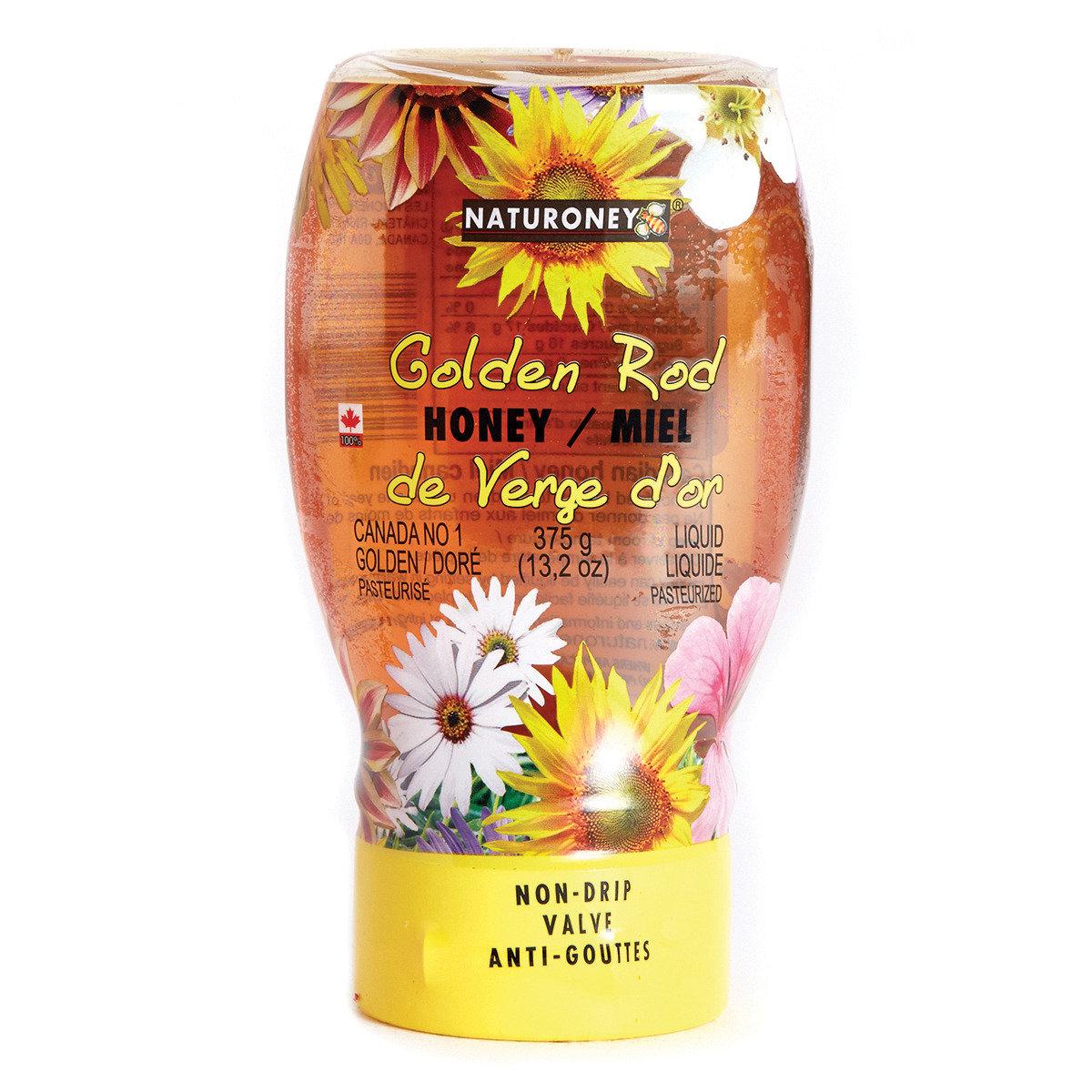 小黃菊蜂蜜