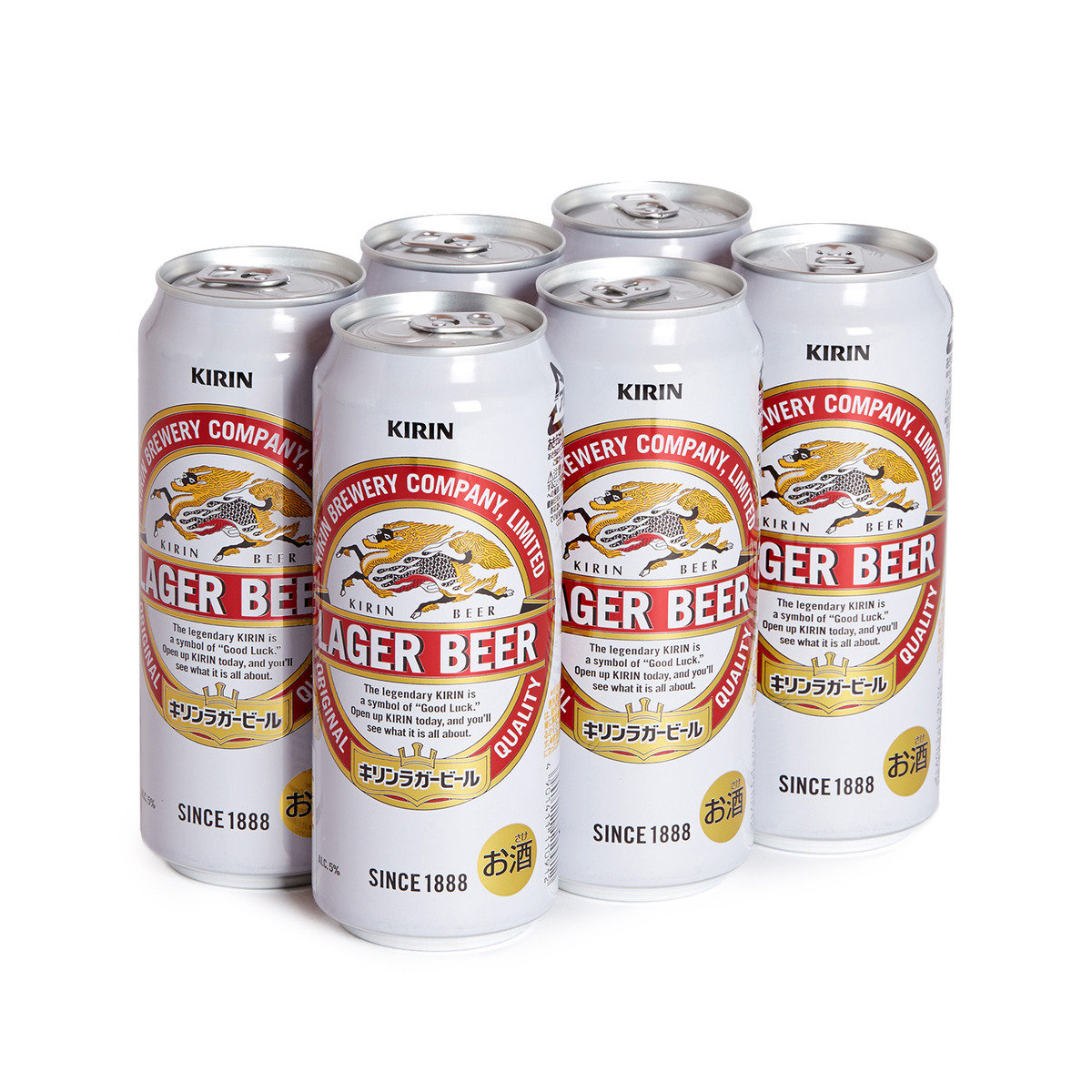 巨罐裝啤酒拉格