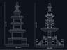佛國寺的石塔
