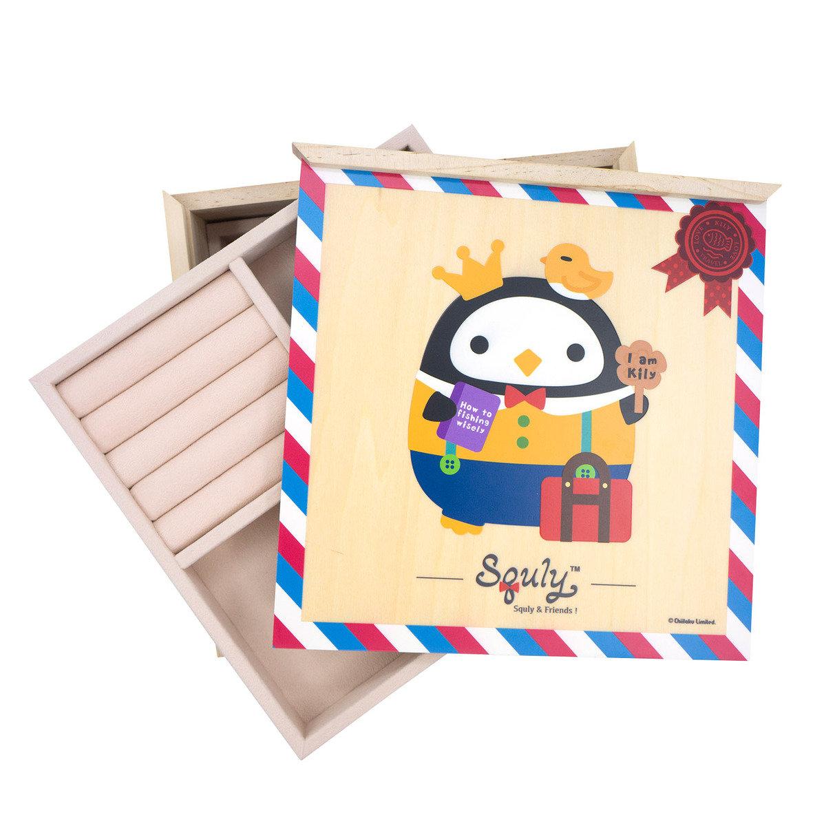 木製手飾盒(Kily 旅遊)