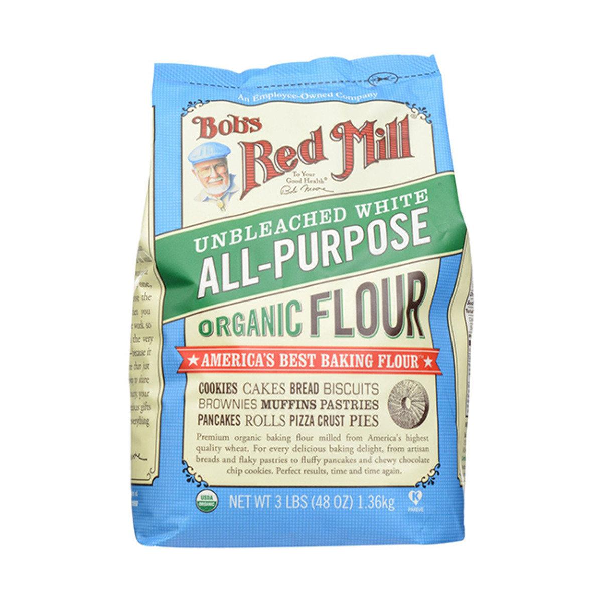 有機無漂白麵粉 1.36kg