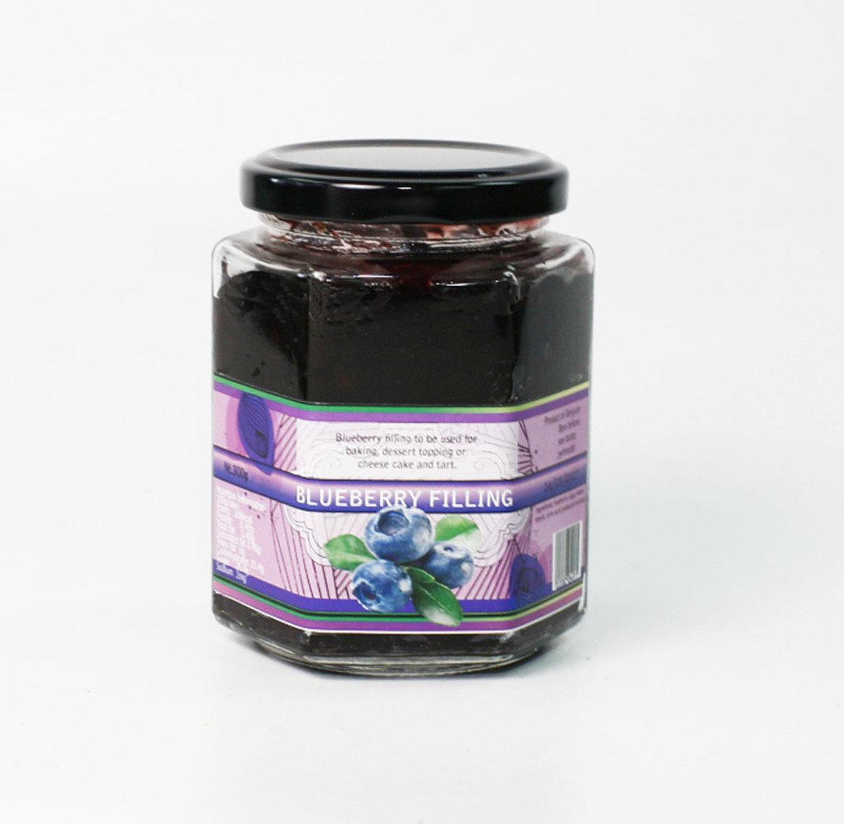 藍莓果餡醬 300g