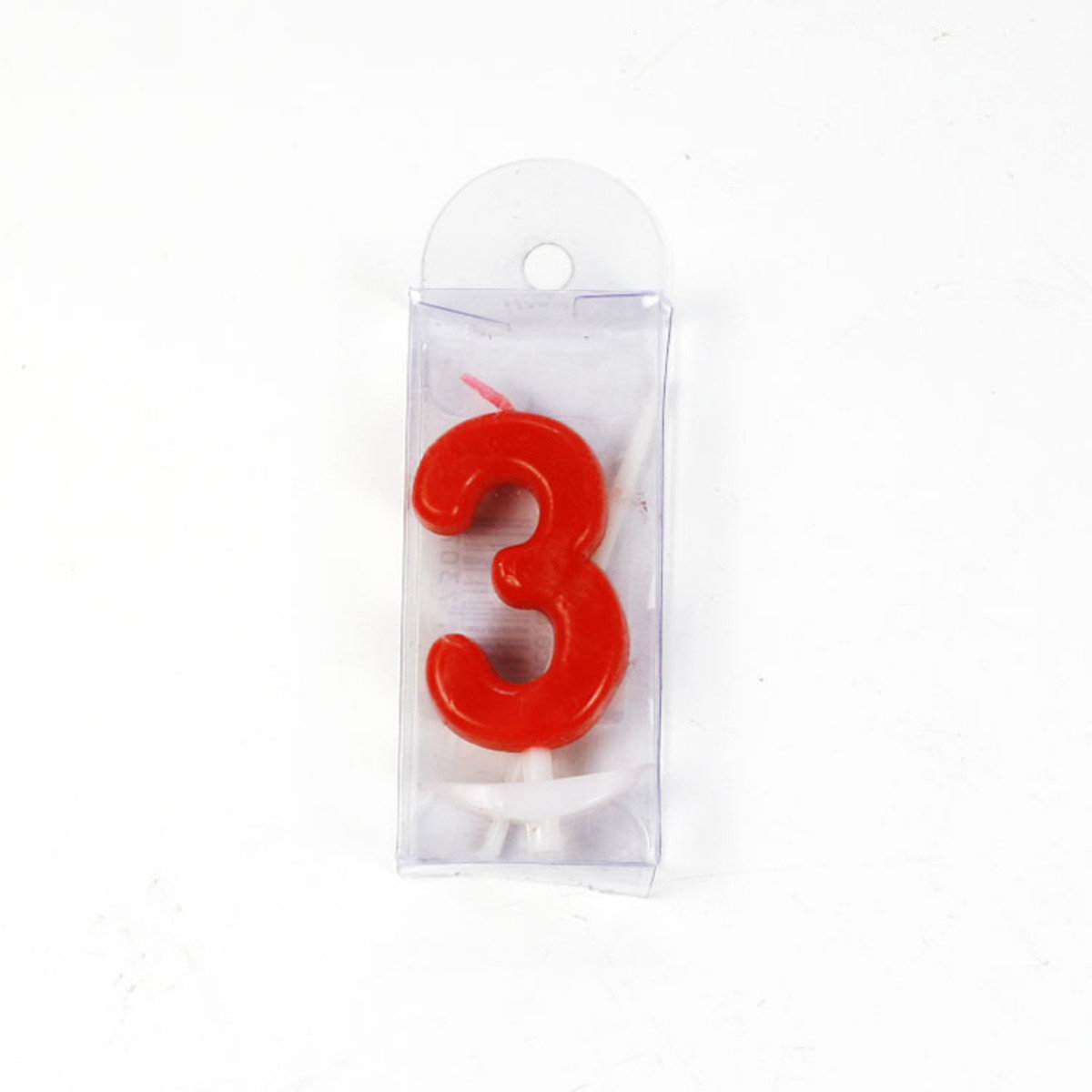 生日數字蠟燭 3