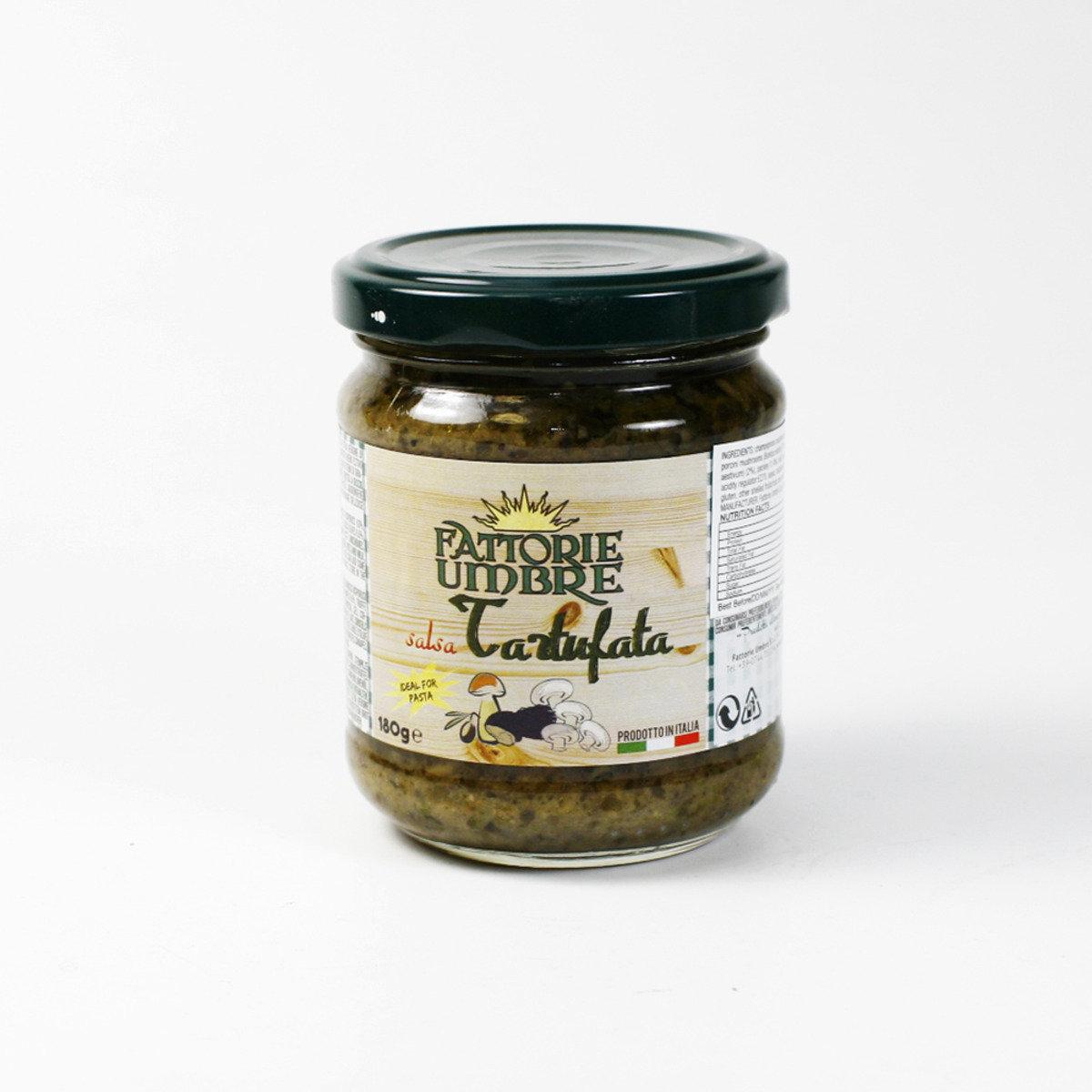 黑菌醬意粉醬 180g