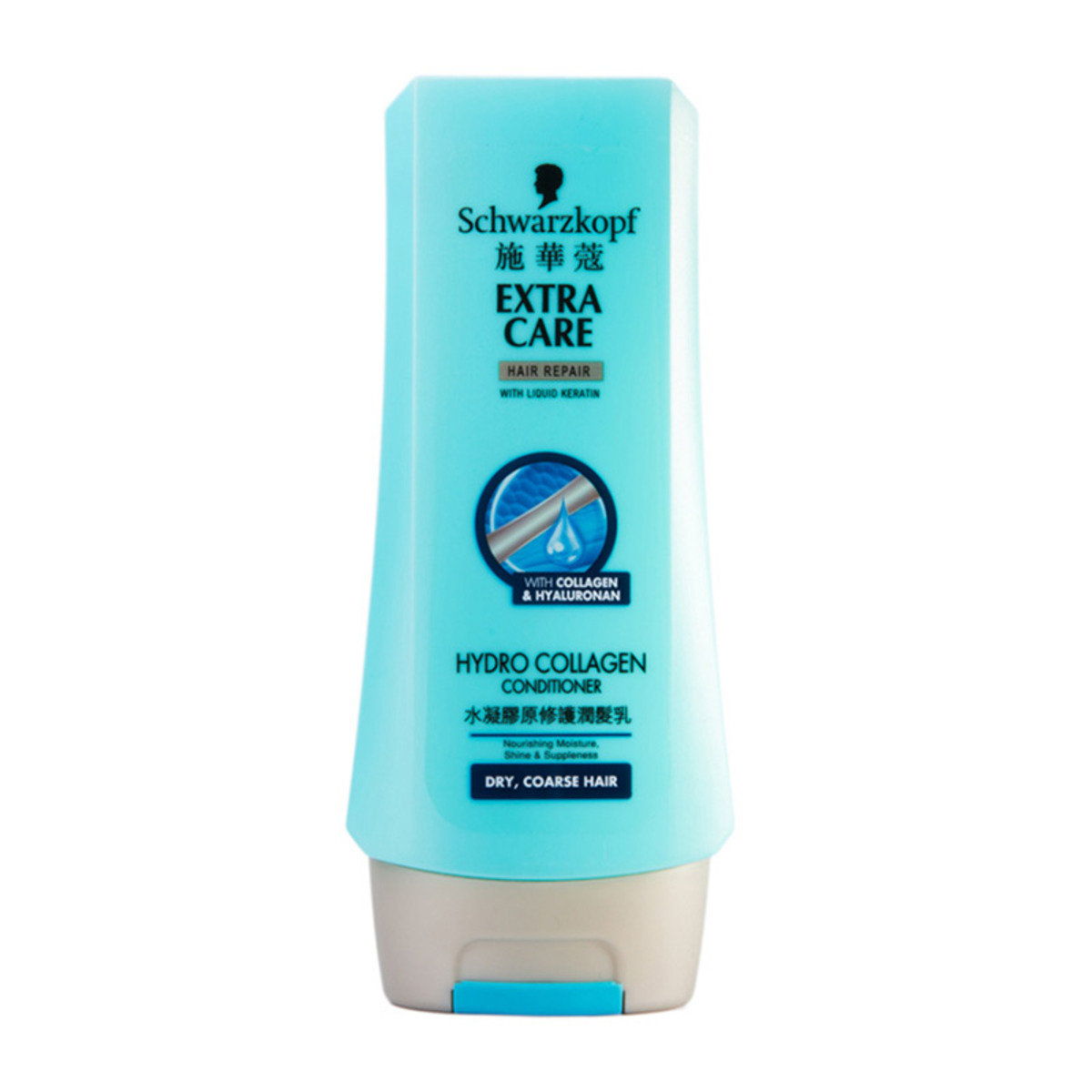 水凝膠原修護潤髮乳 200毫升