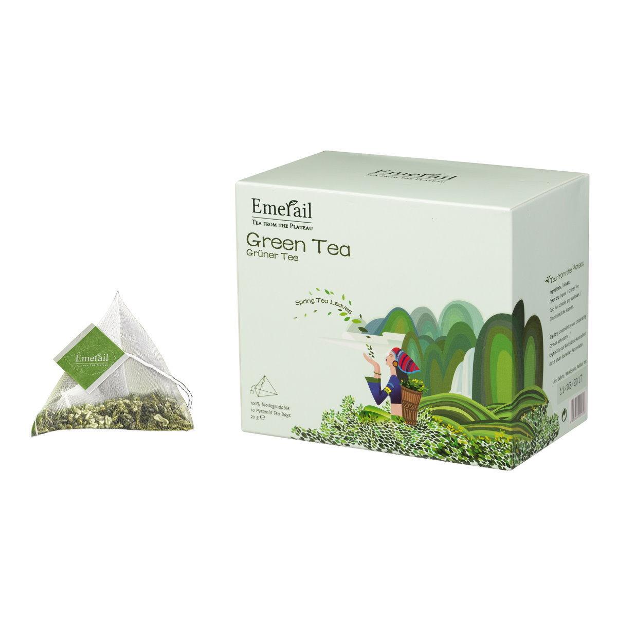 Emerail 高原綠茶包.一等